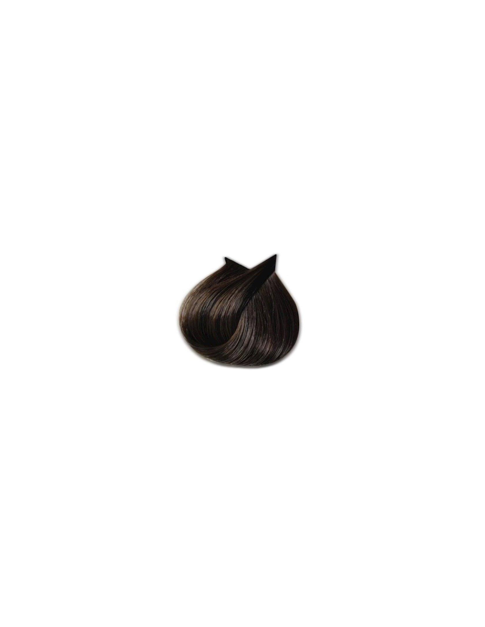 Saç üçün qalıcı krem-boya Farmavita Life Color Plus 5.0 Açıq qəhvəyi