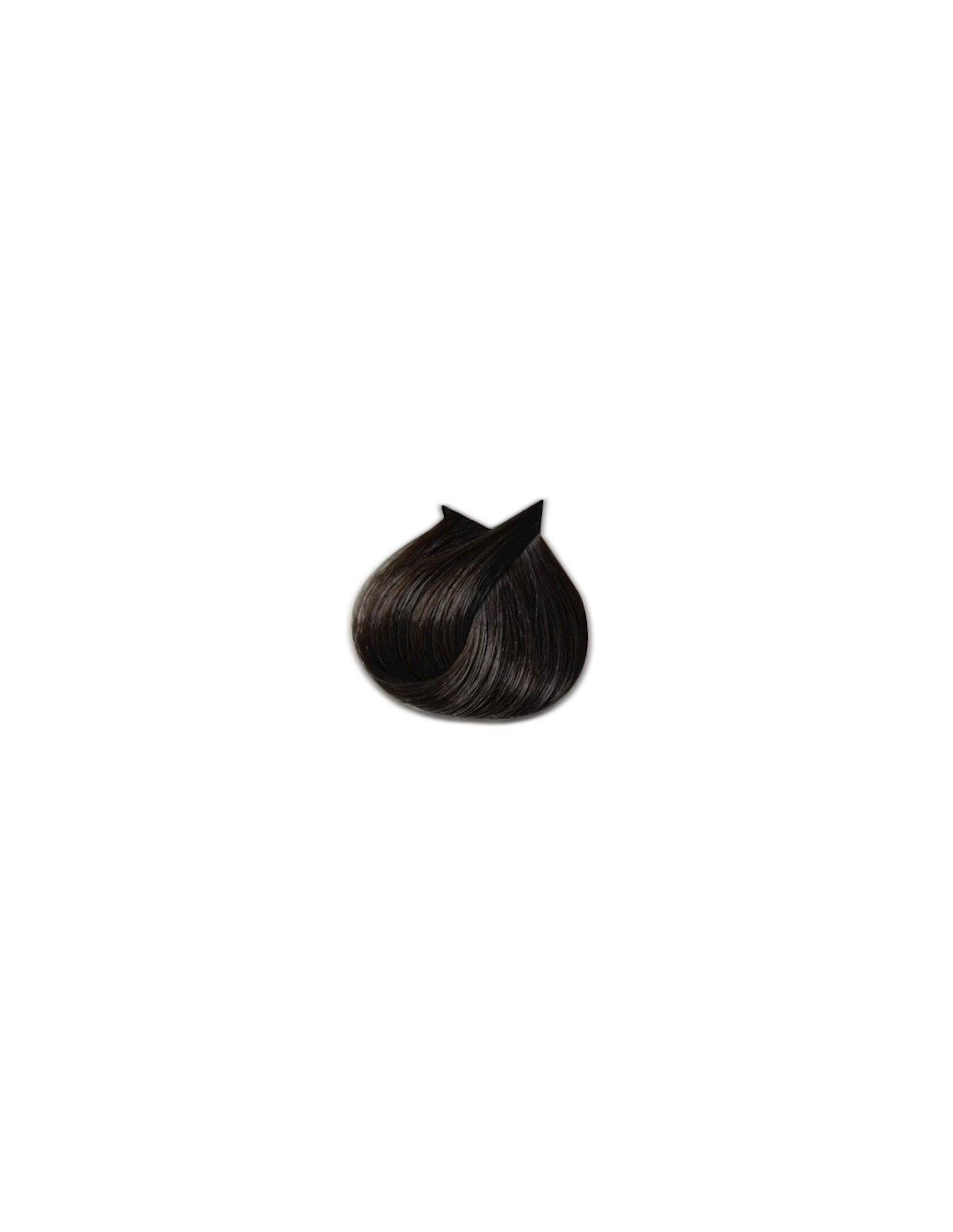 Saç üçün qalıcı krem-boya Farmavita Life Color Plus 4.0 Qəhvəyi