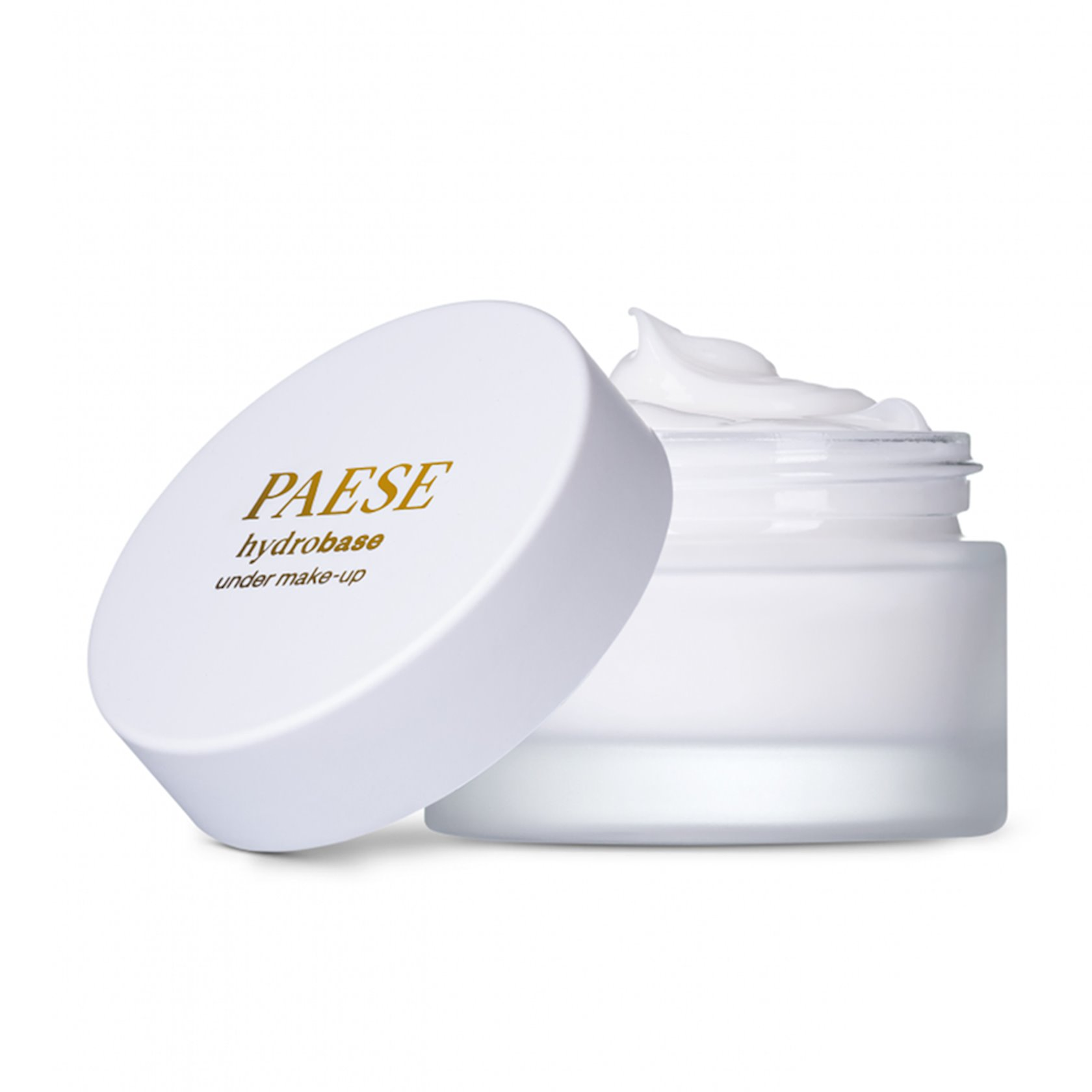 Makiyaj üçün hidrobaza Paese Under Make-Up Hydrobase 50 ml