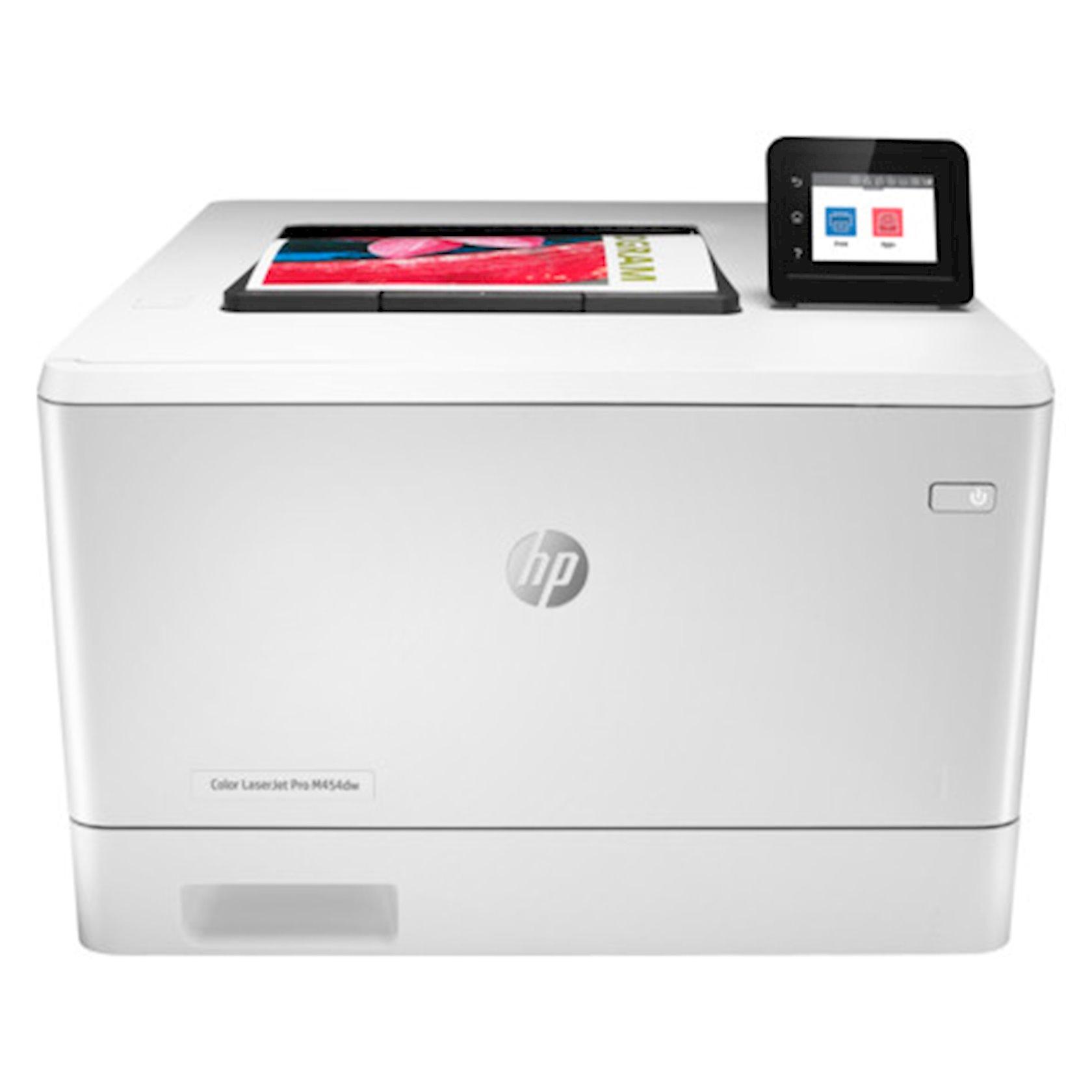 Printer HP Color LaserJet Pro M454dw c Wi-Fi