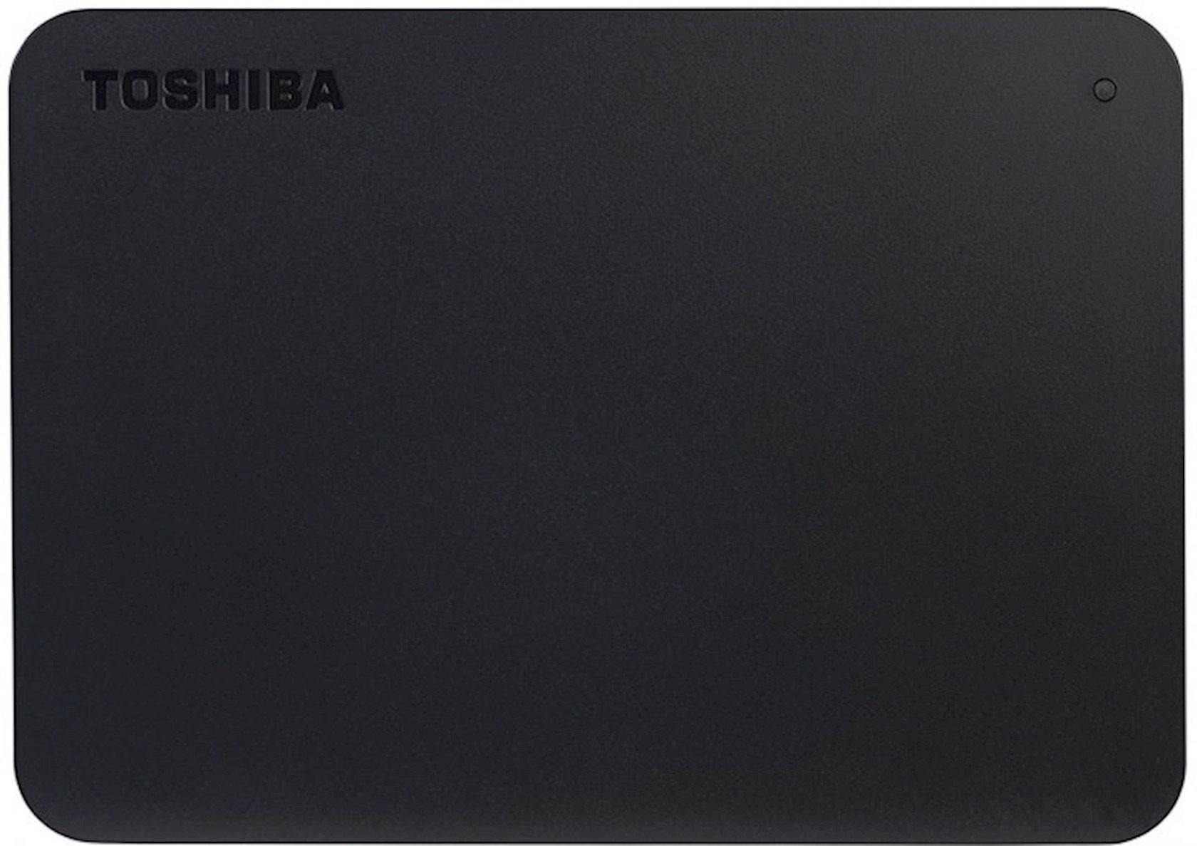 Xarici sərt disk Toshiba HDD Canvio Basics 1T (HDTB410EK3AA)