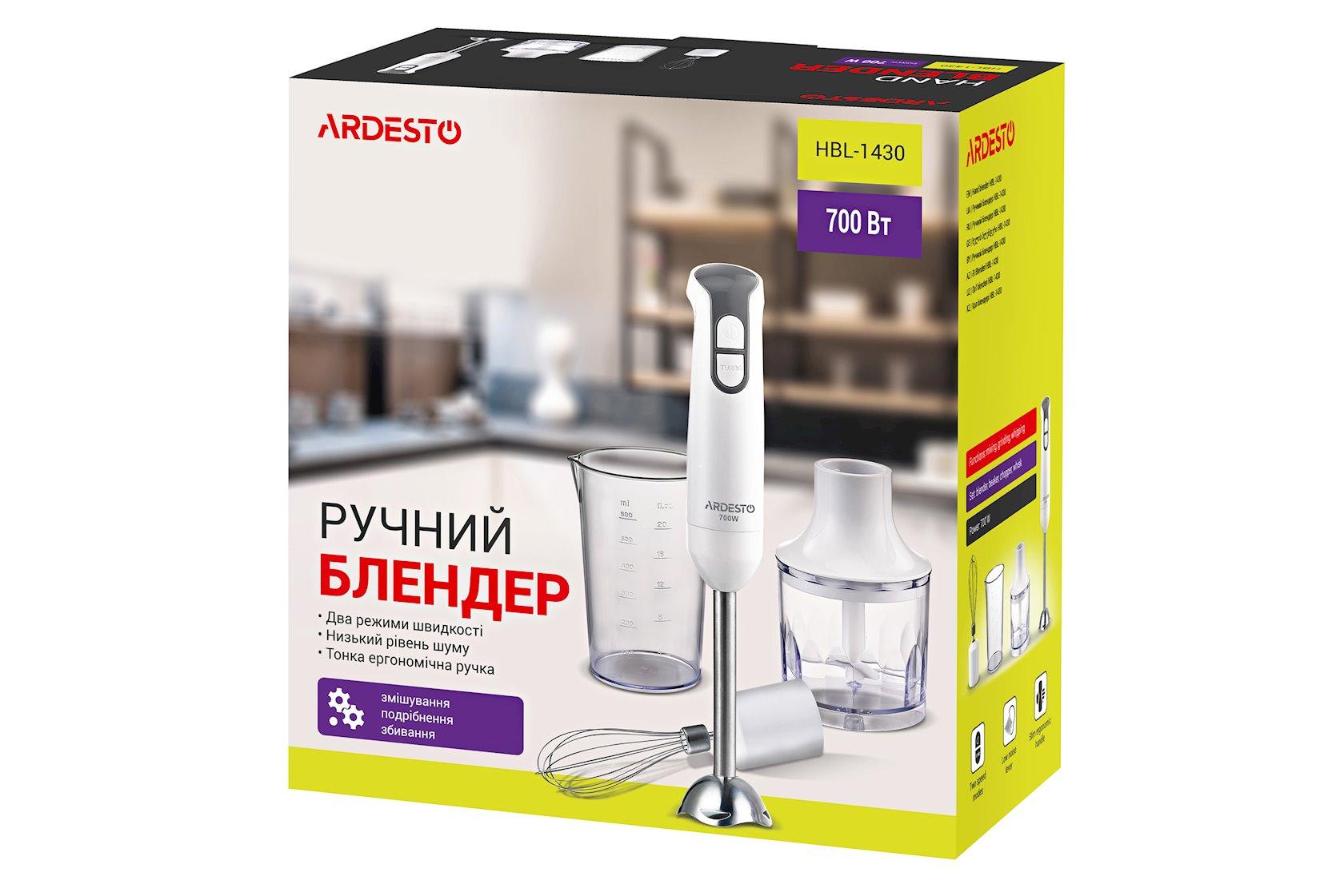 Blender Ardesto HBL-1430