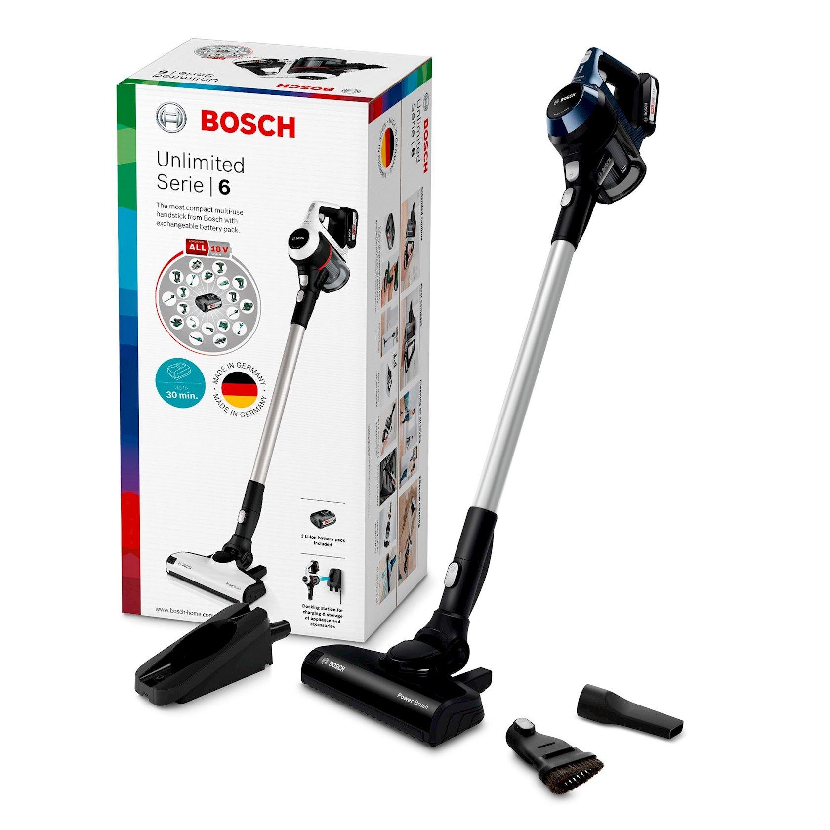 Vertikal akkumulyator tozsoranı Bosch BBS611PCK