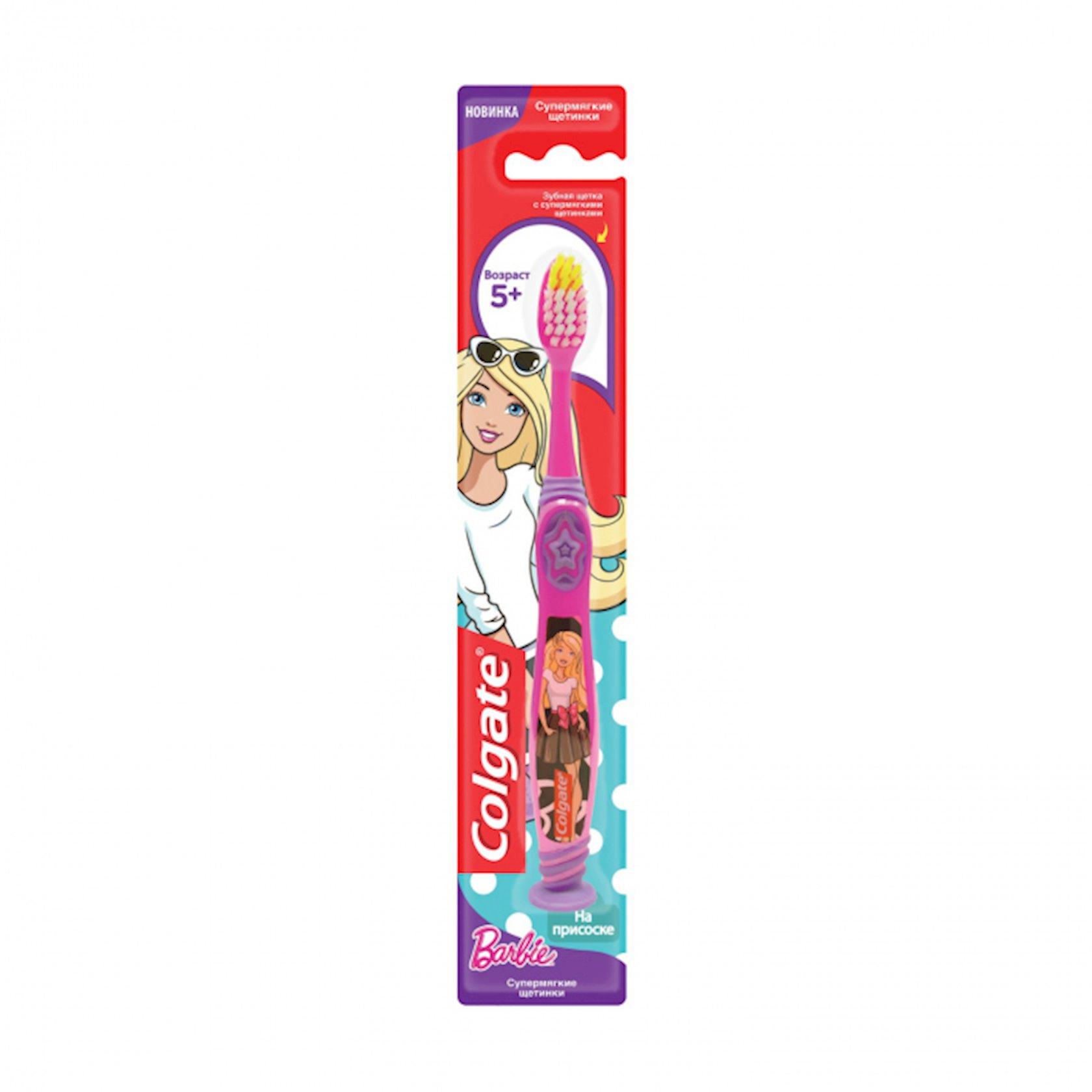 Diş fırçası uşaq üçün Colgate 5 yaşindan , yumşaq