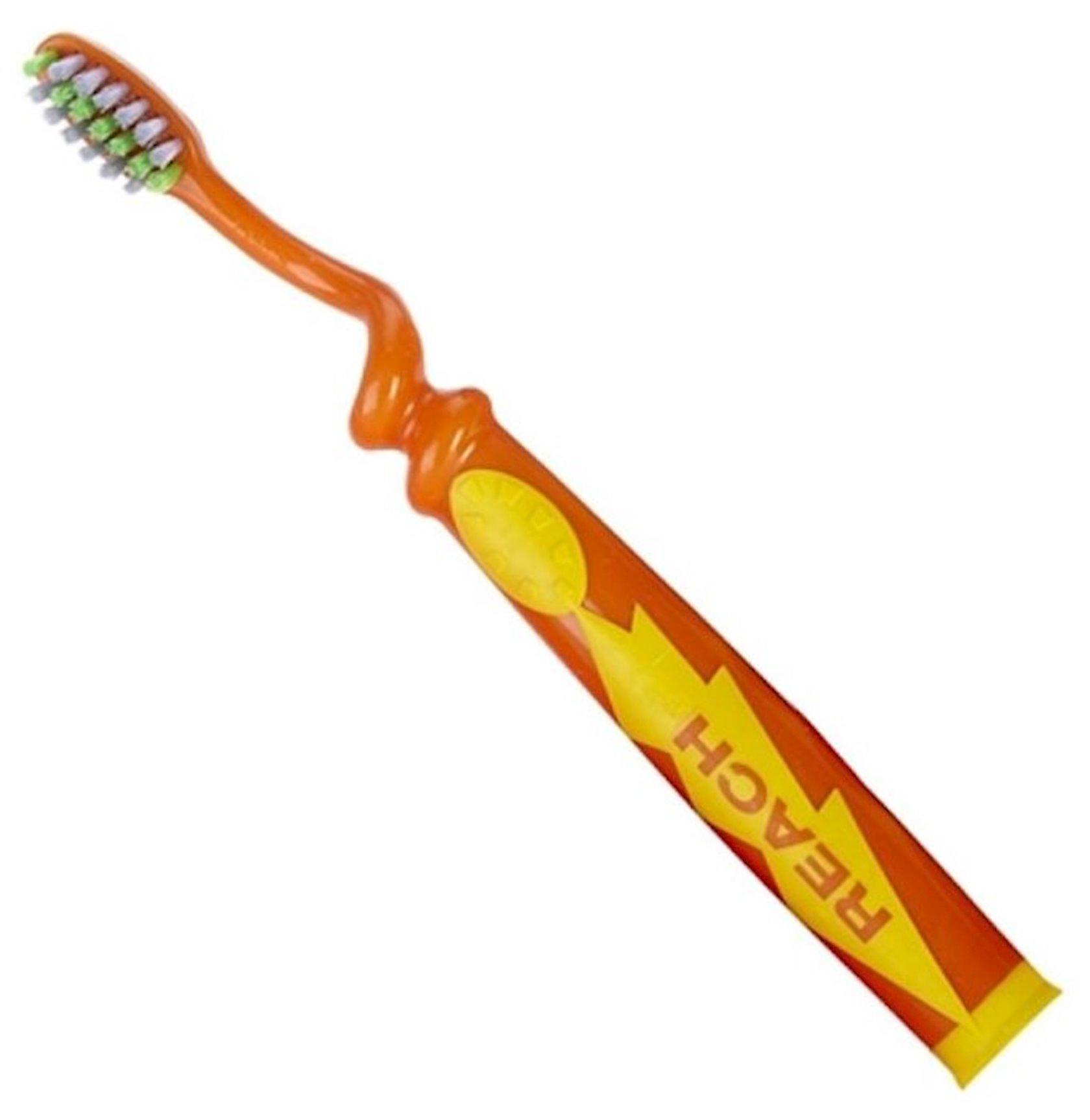 Diş fırçası uşaq üçün Reach Wonder Grip