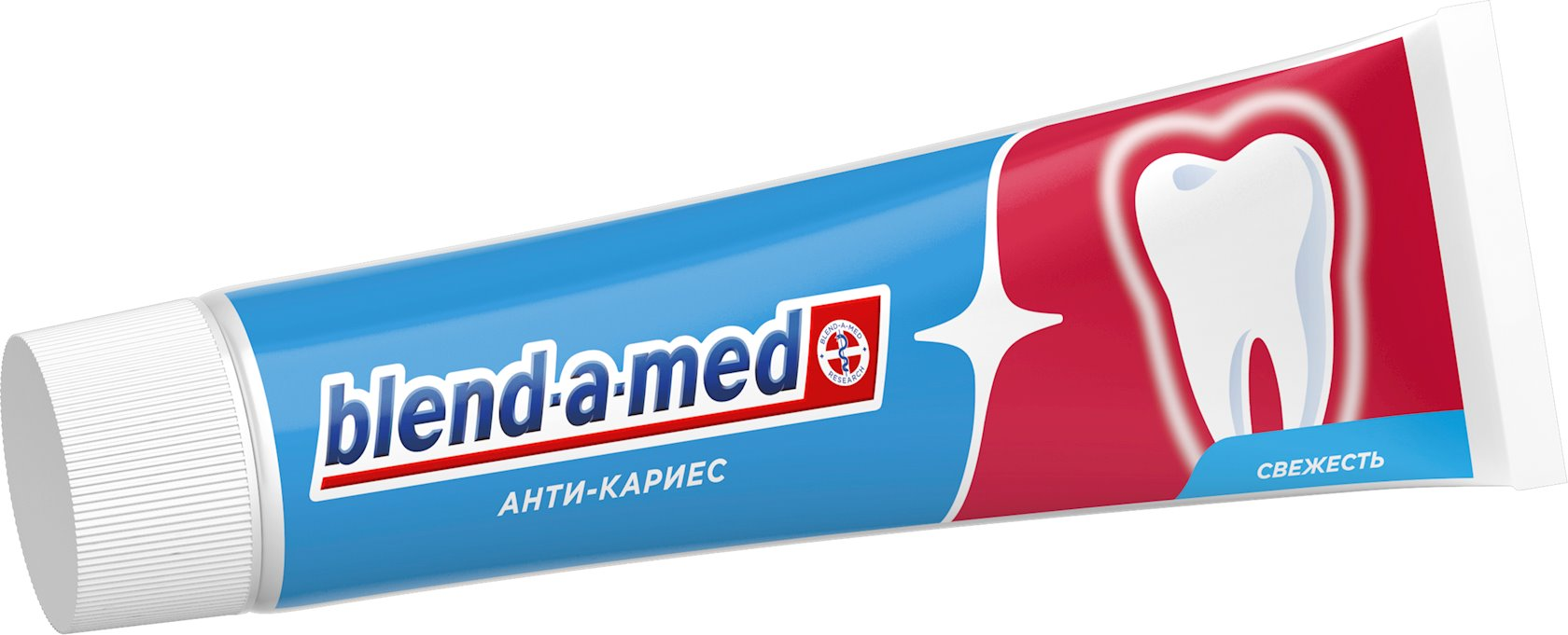 Diş məcunu Blend-A-Med Anti-karies Təravət 100 ml