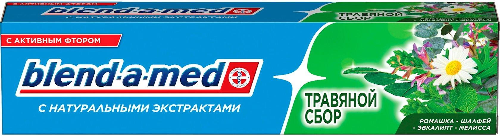 Diş məcunu Blend-A-Med Ot yığımı 100 ml