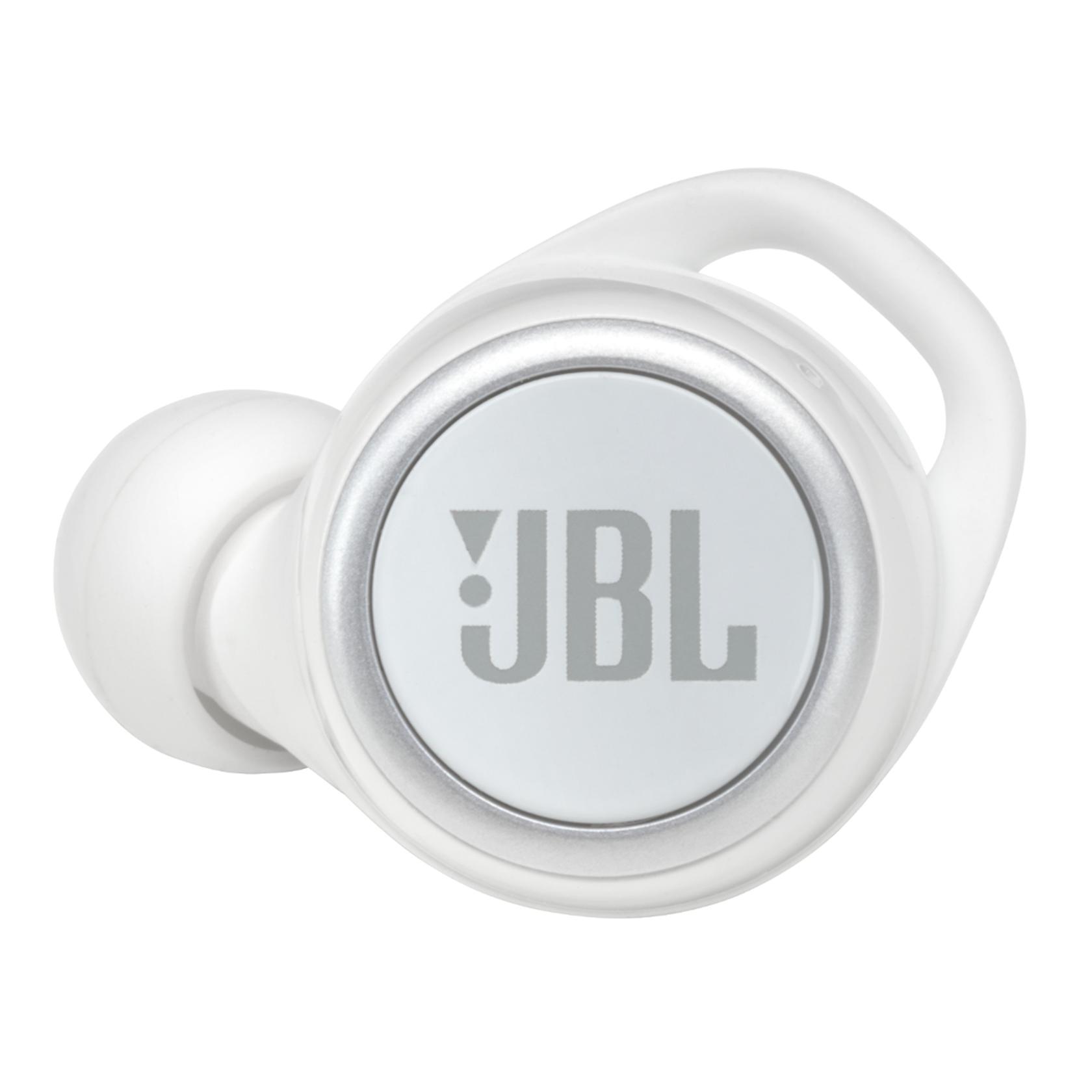 Simsiz qulaqlıqlar JBL Live 300 TWS White
