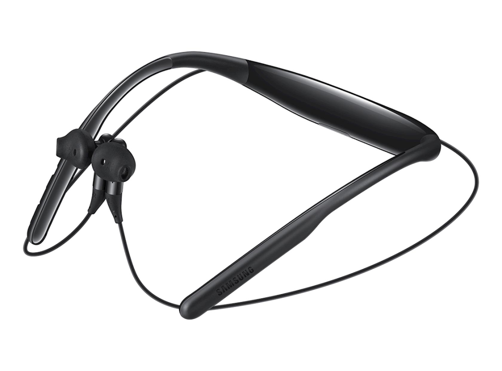 Simsiz qulaqlıqlar Samsung Level U2 Black (EO-B3300BBEGRU)
