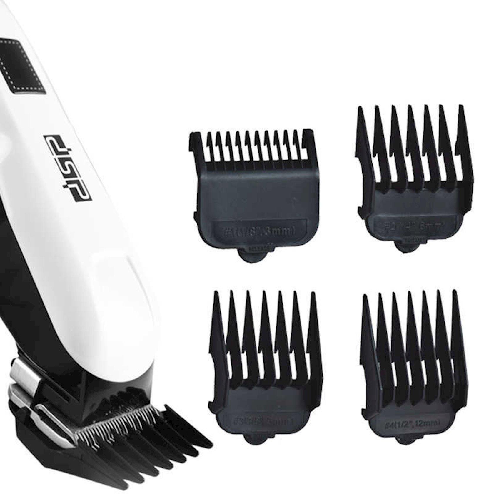 Maşın saç kesmək üçün akkumulyatorlu DSP 90057