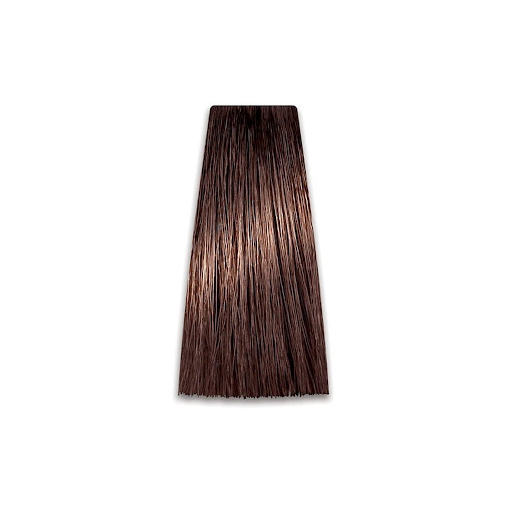 Saçlar üçün krem-boya Prosalon Professional Intensis Color Art 6-07 dark toffee 100 ml