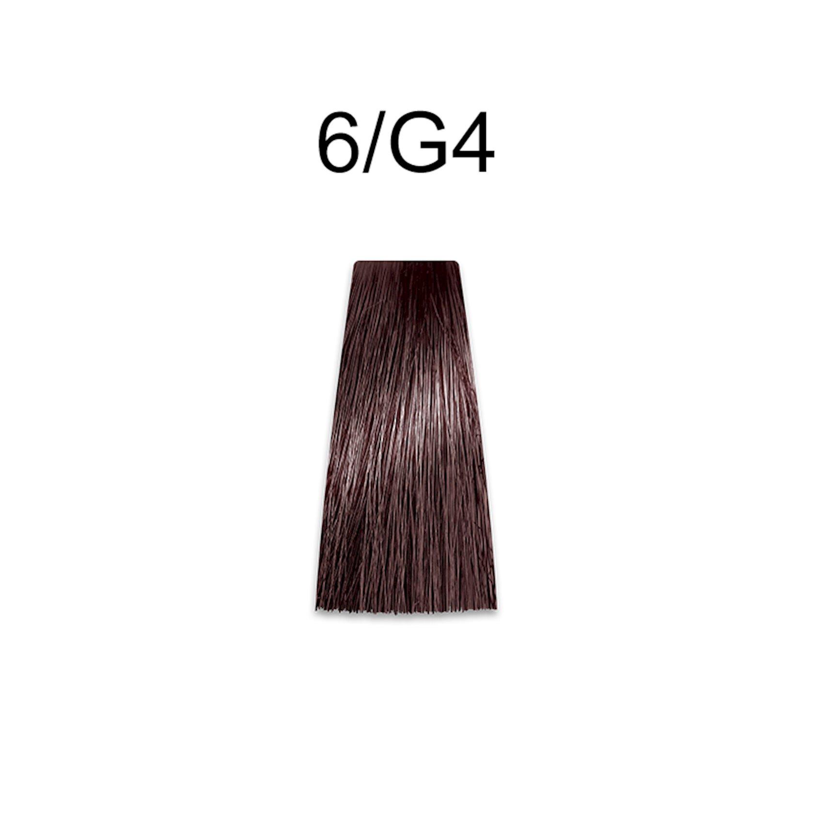 Saçlar üçün krem-boya Prosalon Professional Intensis Color Art № 6-G4 tobacco dark blond 100 ml