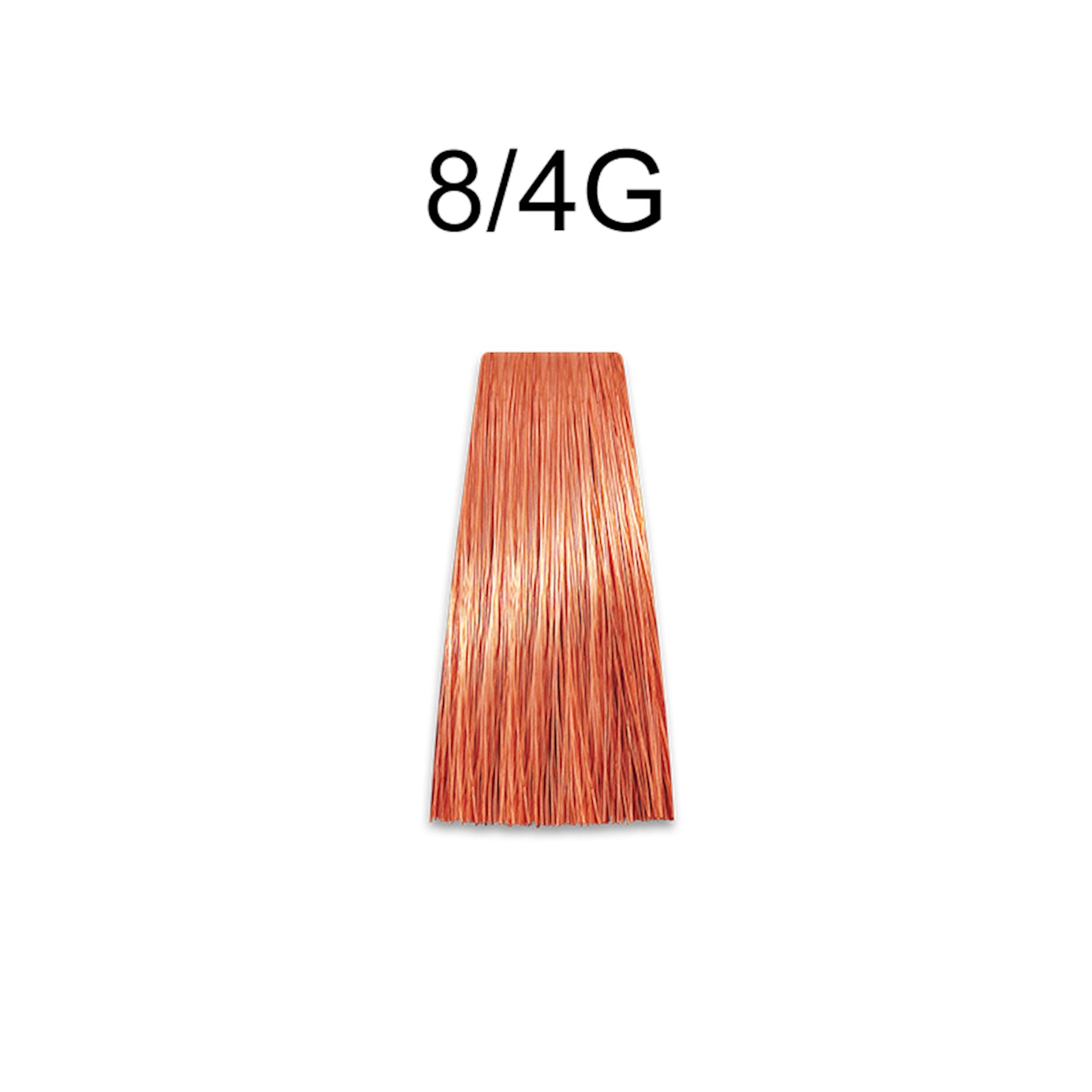 Saçlar üçün krem-boya Prosalon Professional Intensis Color Art № 8-4G  medium golden copper 100 ml
