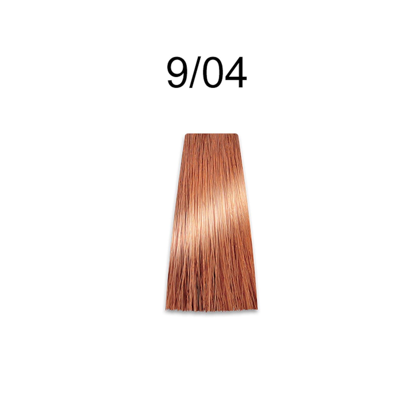 Saçlar üçün krem-boya Prosalon Professional Intensis Color Art № 9-04 light copper blond 100 ml