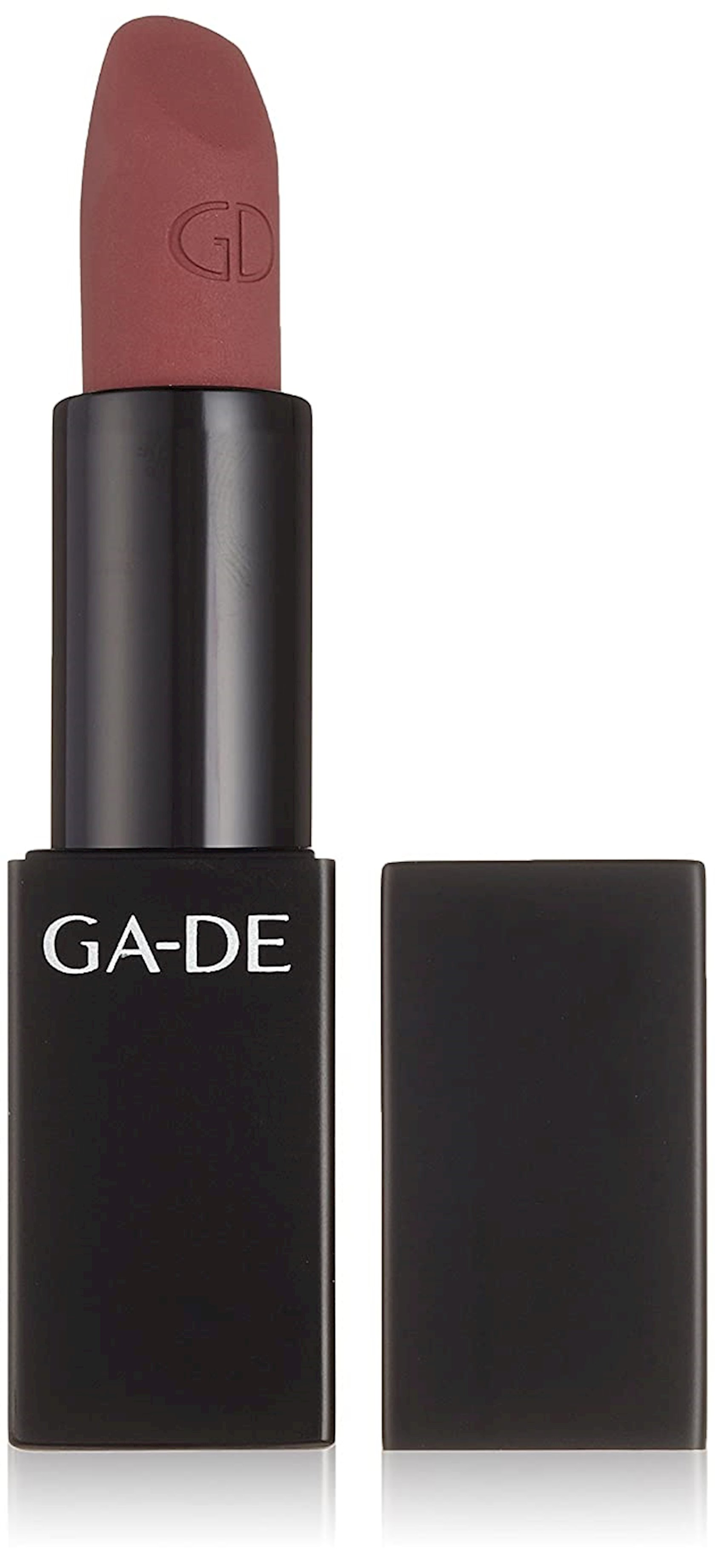 Dodaq üçün mat pomada Ga-De Velveteen Pure Matte Lipstick 754 Mauve Mist