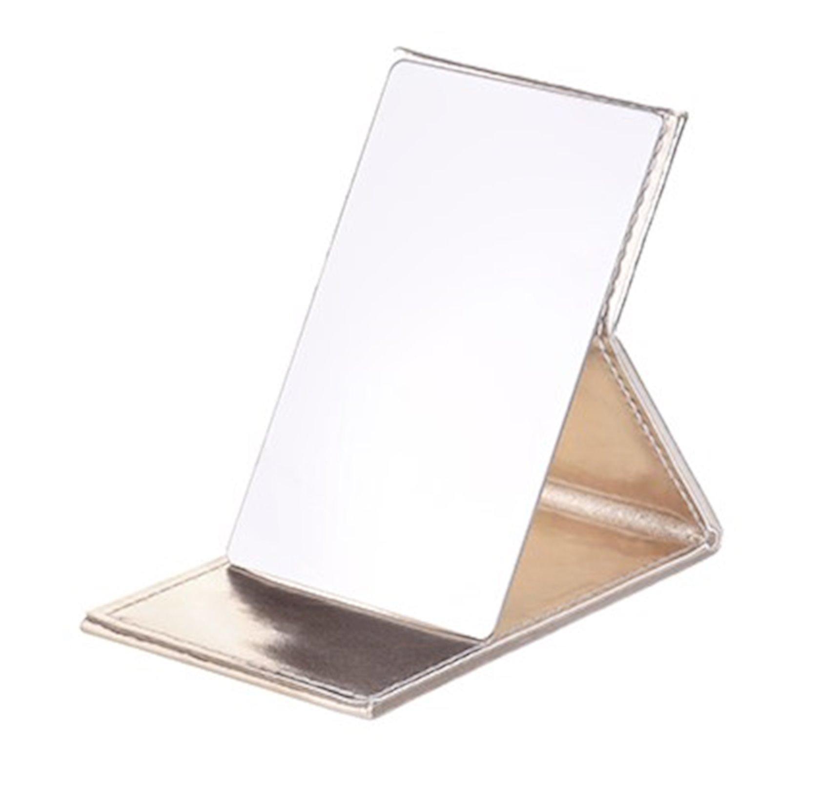 Portativ güzgü Miniso Portable Stainless Steel, paslanmayan polad, 7x11 sm