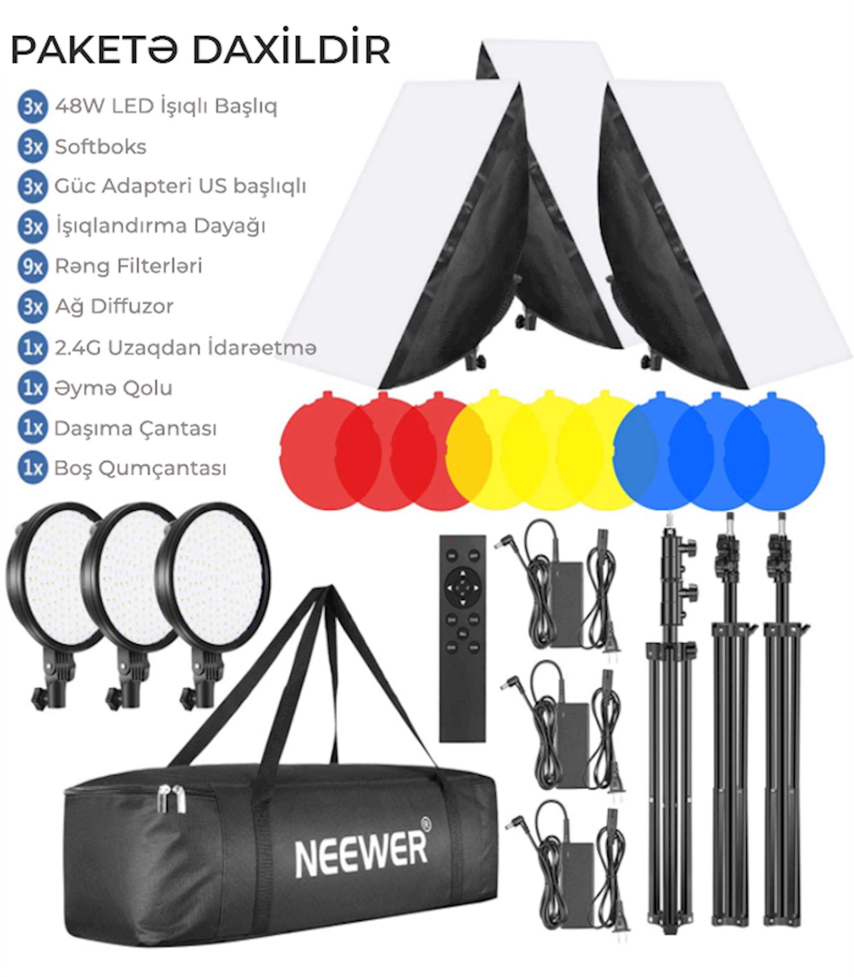Softboks Neewer NW48-2.4G