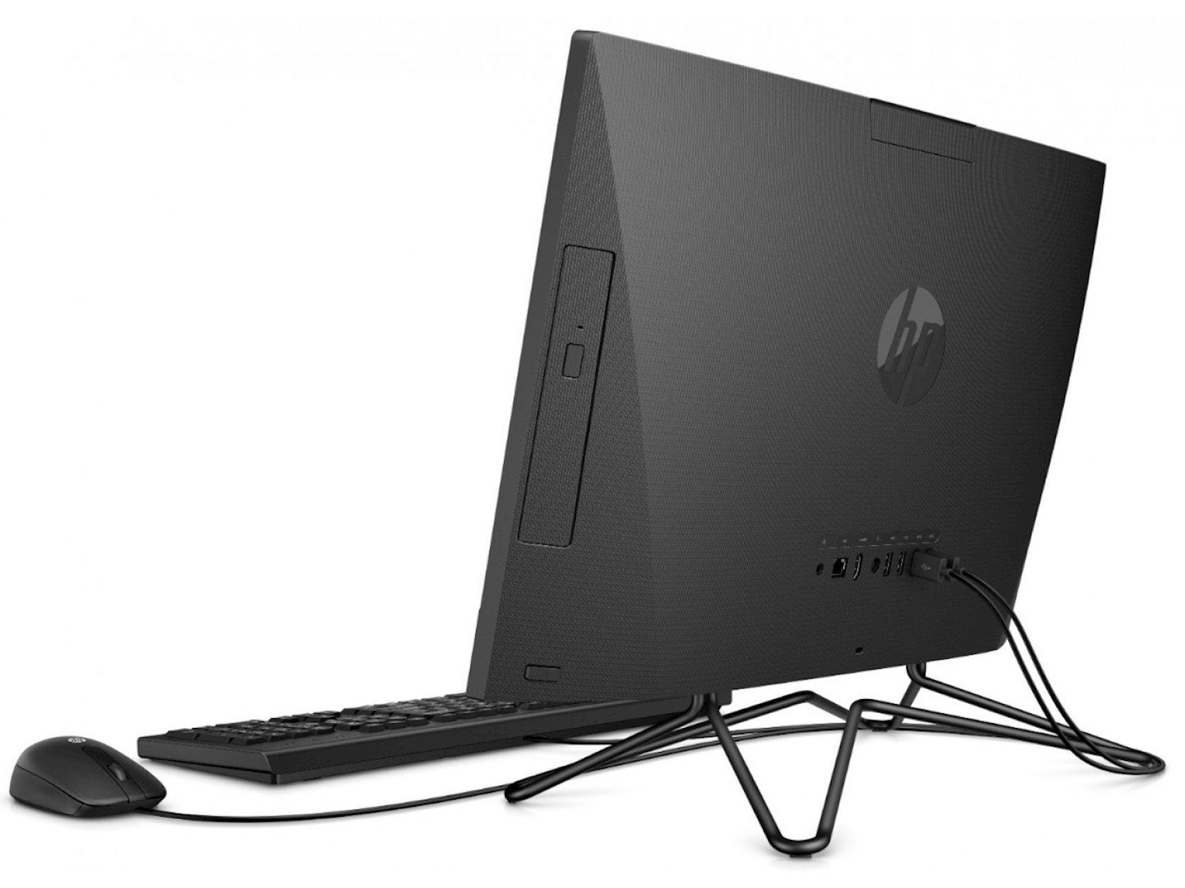 Monoblok HP 22-df0038ur AiO (158J6EA), Black