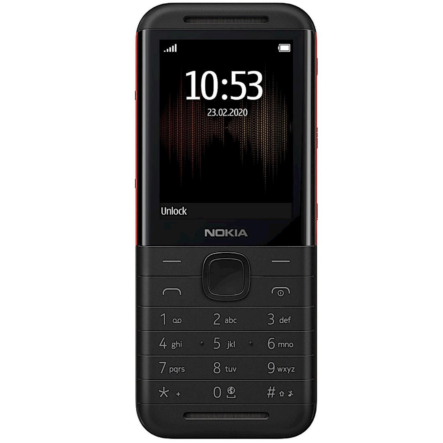 Mobil telefon Nokia 5310 DS Black