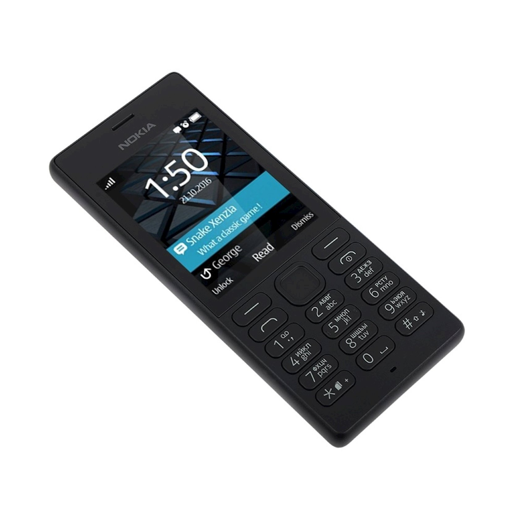 Mobil telefon Nokia 150 DS Black