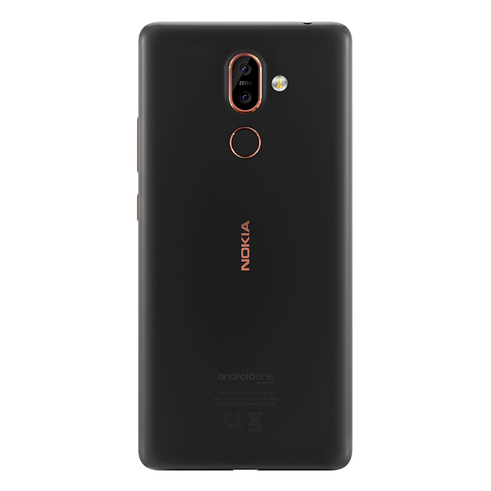 Smartfon Nokia 7 Plus Dual Sim 4GB/64GB Black