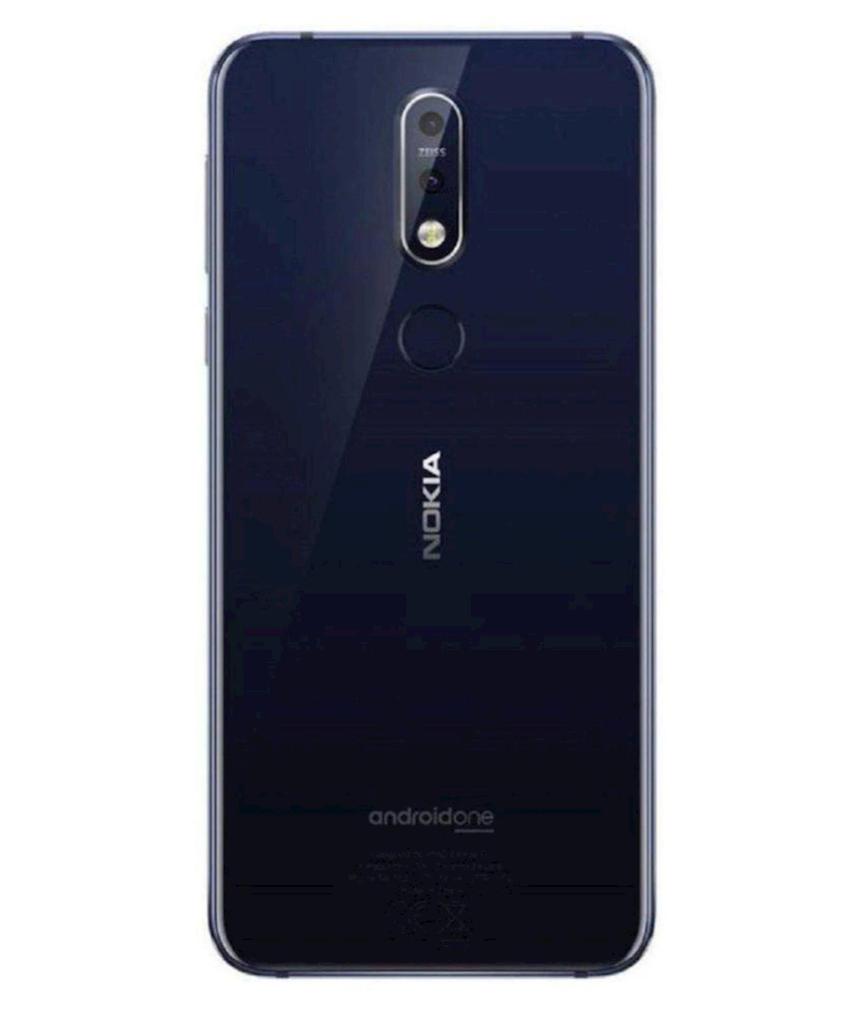 Smartfon Nokia 7.1 6GB/128GB Dark Blue