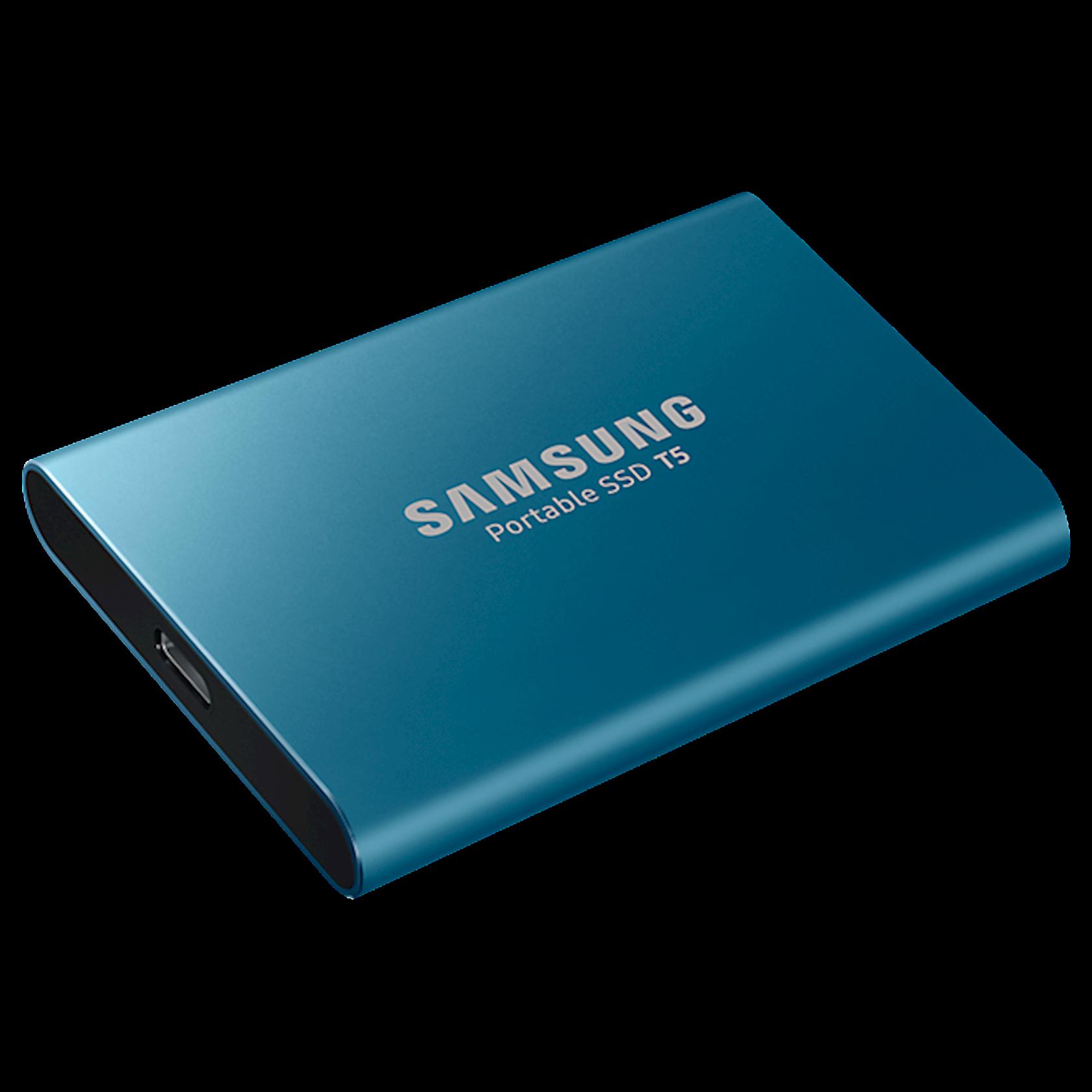 Xarici sərt disk Samsung SSD T5 (MU-PA500B/WW) 500GB