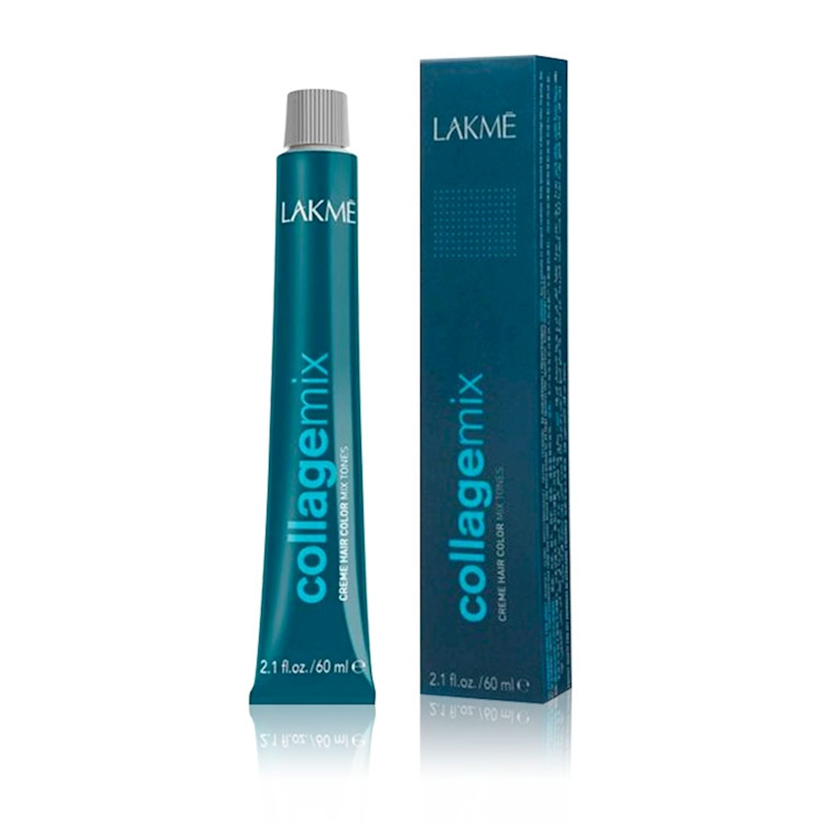 Saç krem-boyası Lakme Collagemix 0/02 60 ml