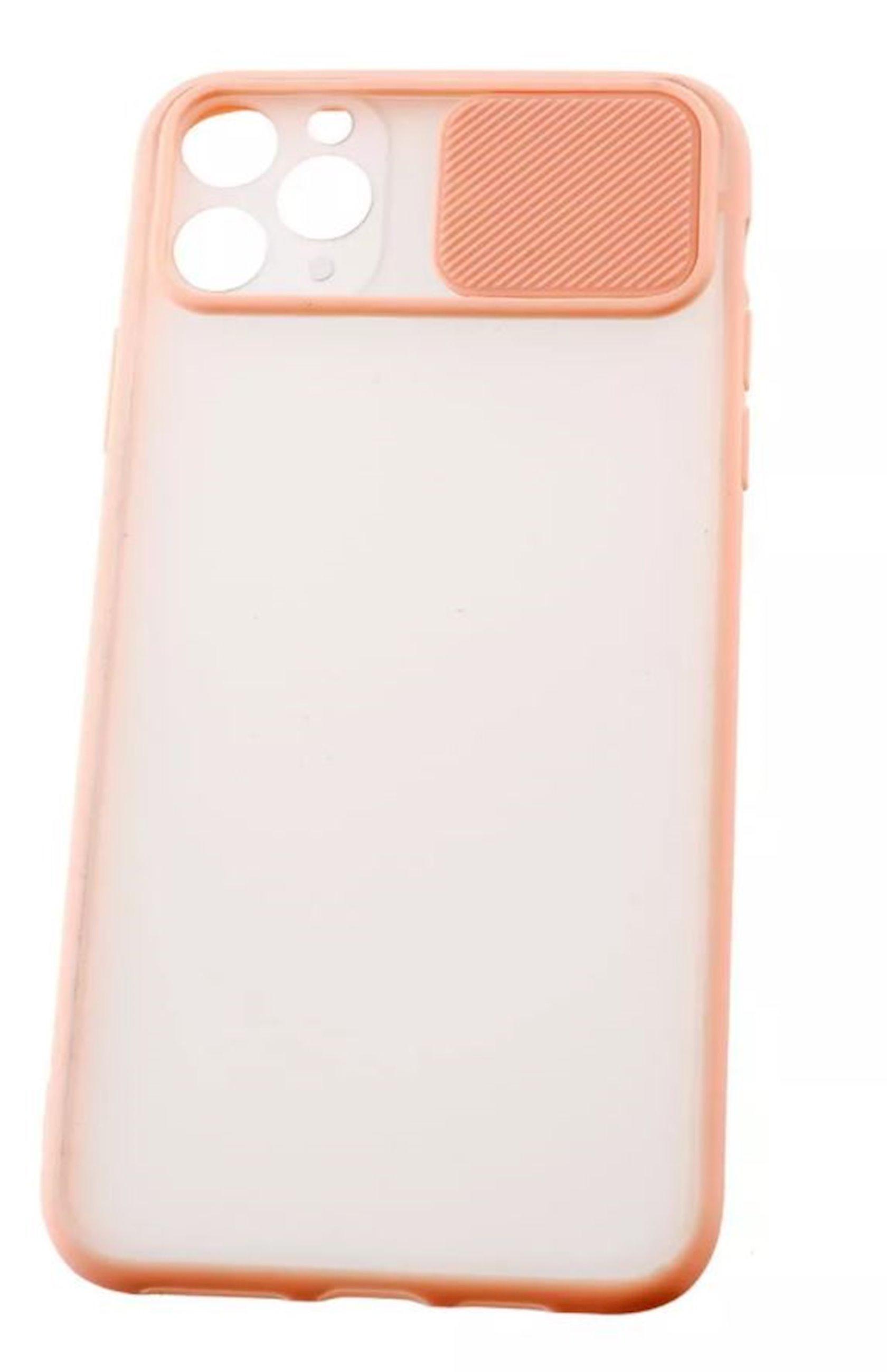 Çexol YO Camshield Color Apple iPhone 11 Pro üçün  Pink