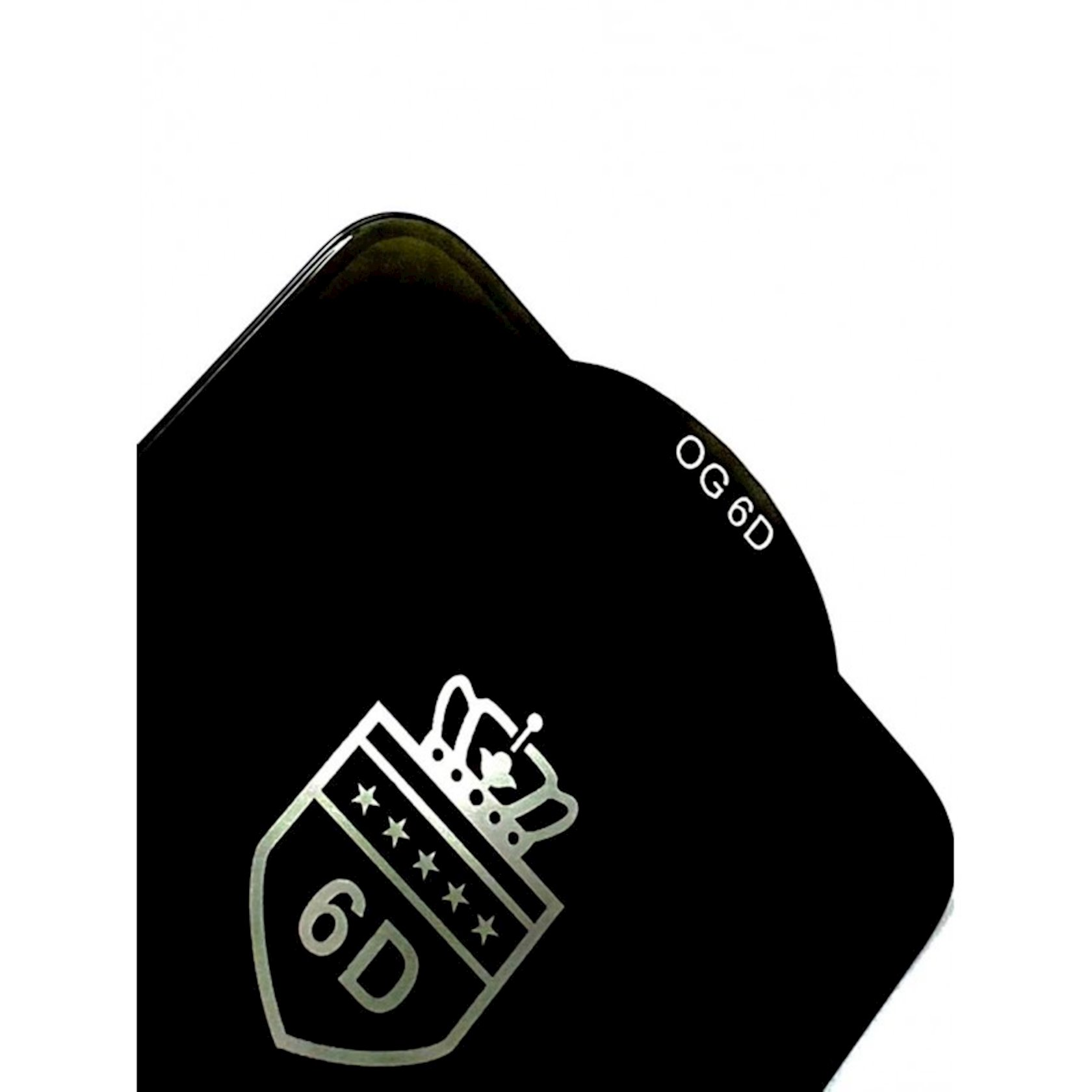Qoruyucu şüşə OG 6D Premium Xiaomi Redmi Note 9s/Pro/Max üçün Black