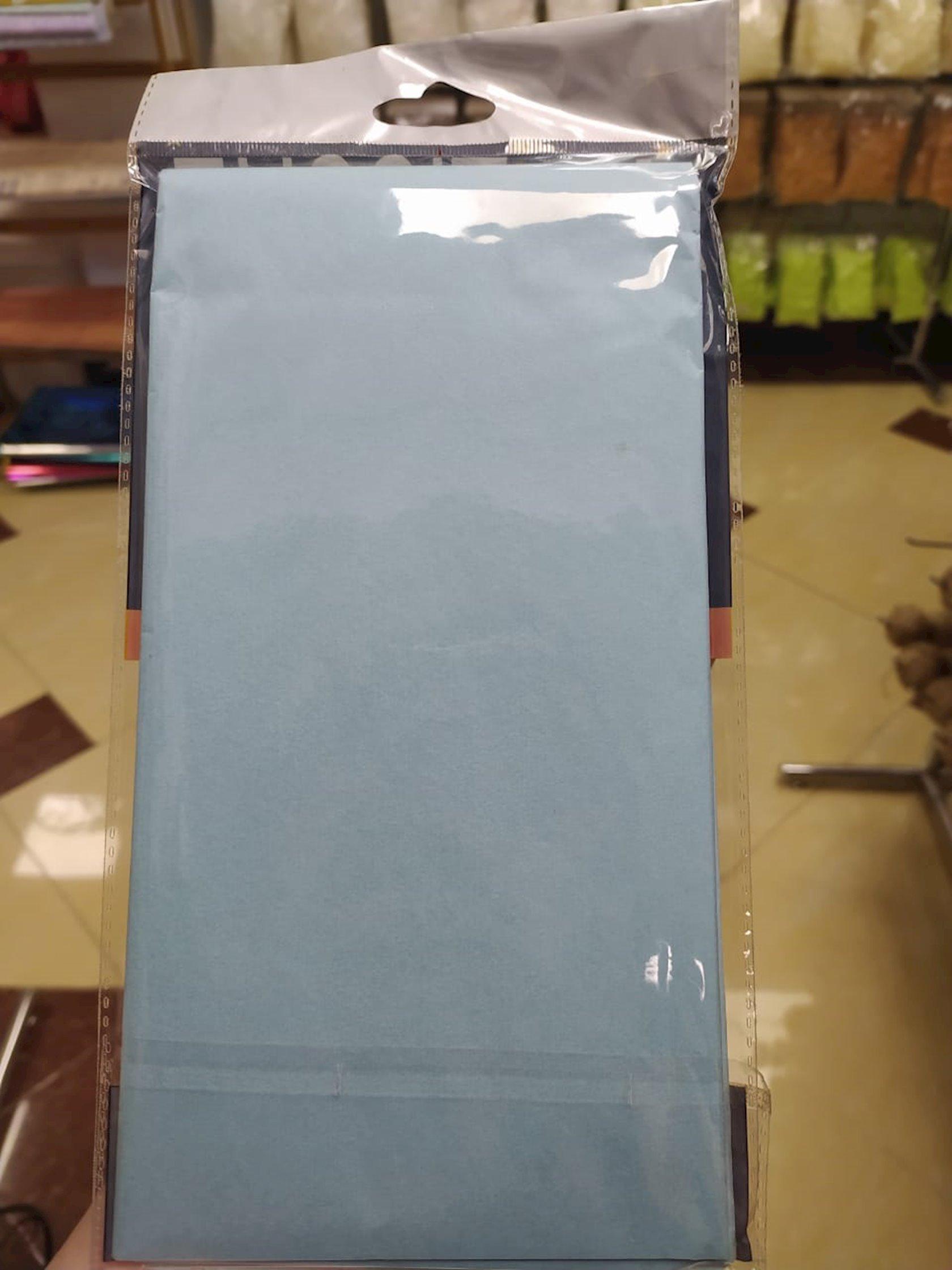 Qablaşdırma kağızı Tissue,ağ,10 əd,50x50 sm
