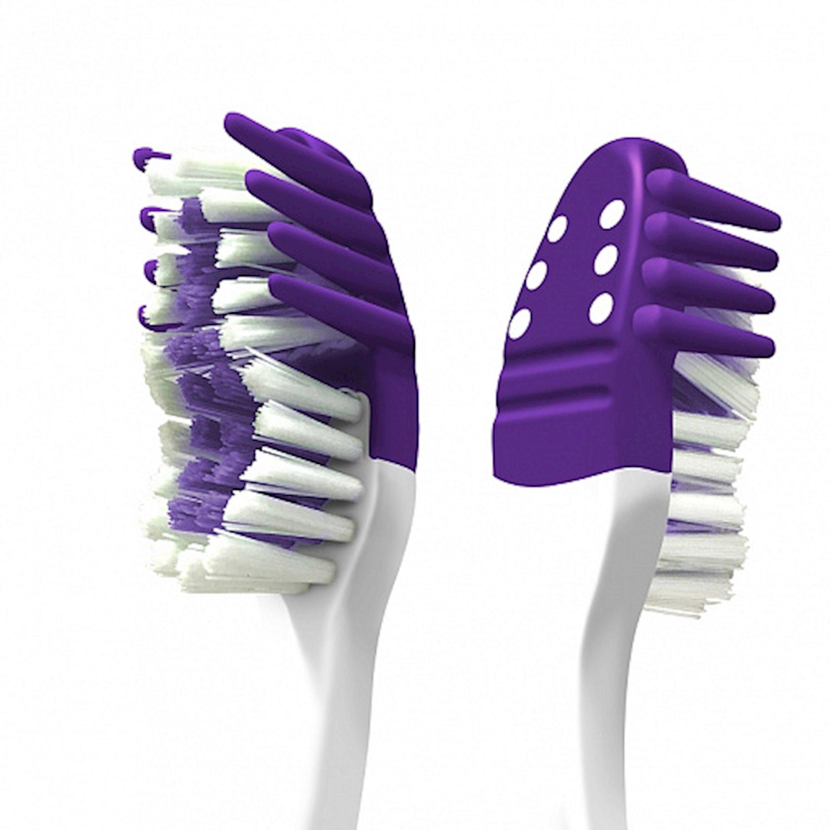 Diş fırçası Colgate Massager orta sərtlikli