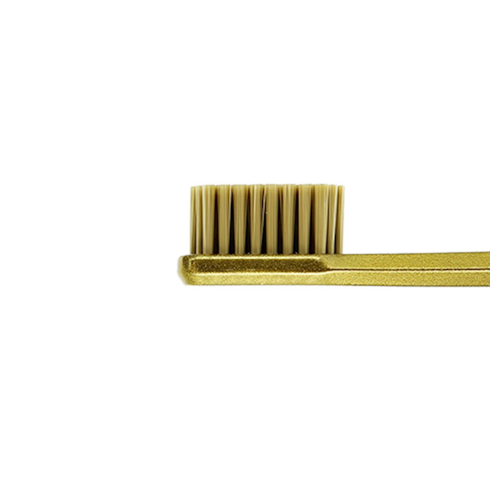 Diş fırçası R.O.C.S. Pro Gold Edition yumşaq Qızılı