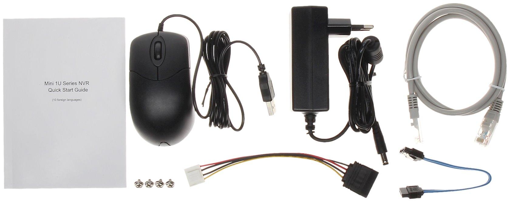 IP videoqeydiyyatçı Dahua DH-NVR4104HS-W-S2 (Wi-Fi)