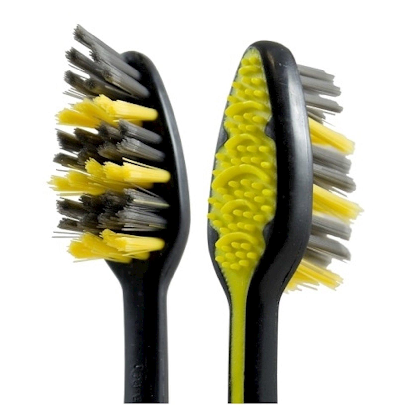 Diş fırçası Colgate Ziqzaq Ağac kömürü orta sərtlikli