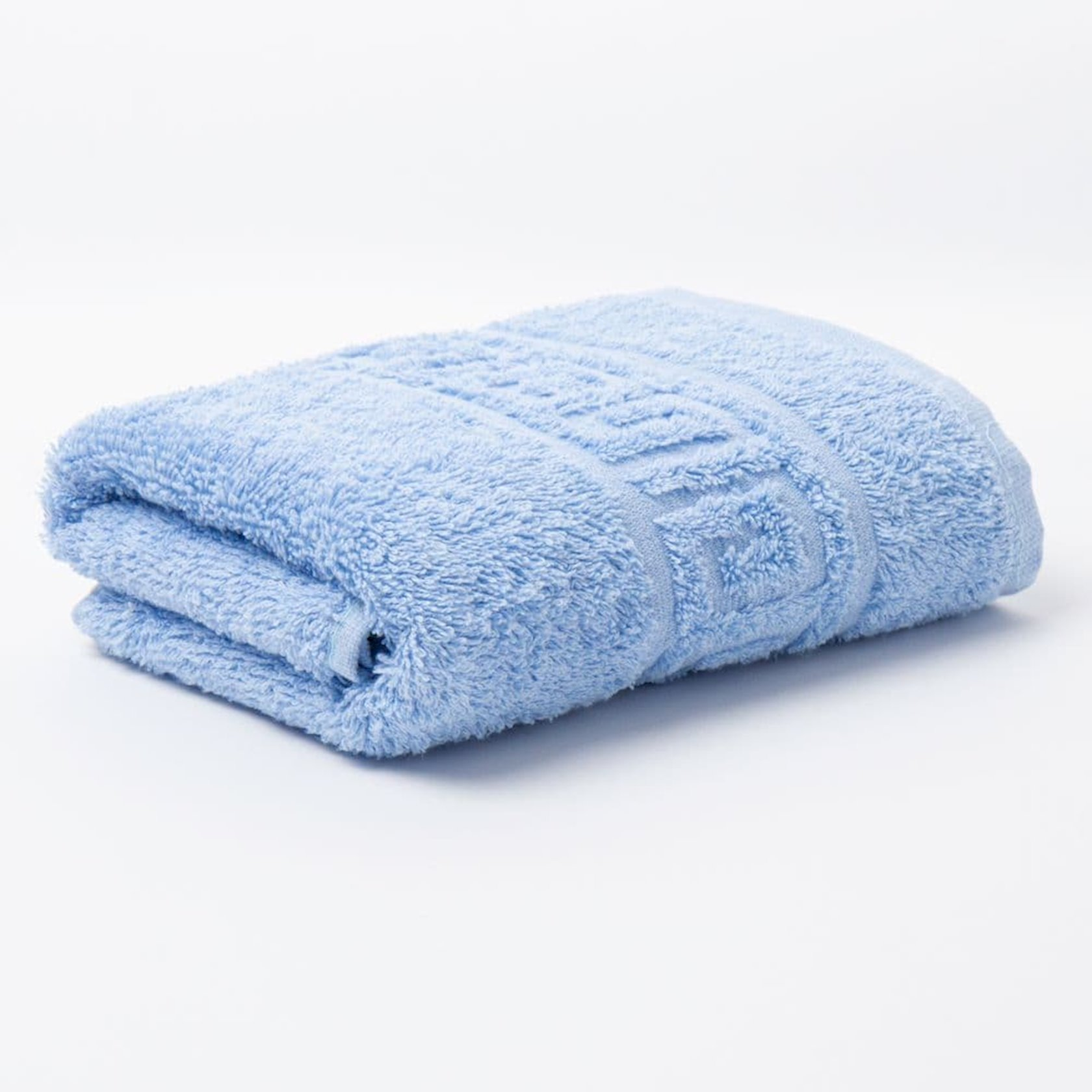 Dəsmal ADT Cashemere blue 40x70, sıxlıq 430 qr/m²