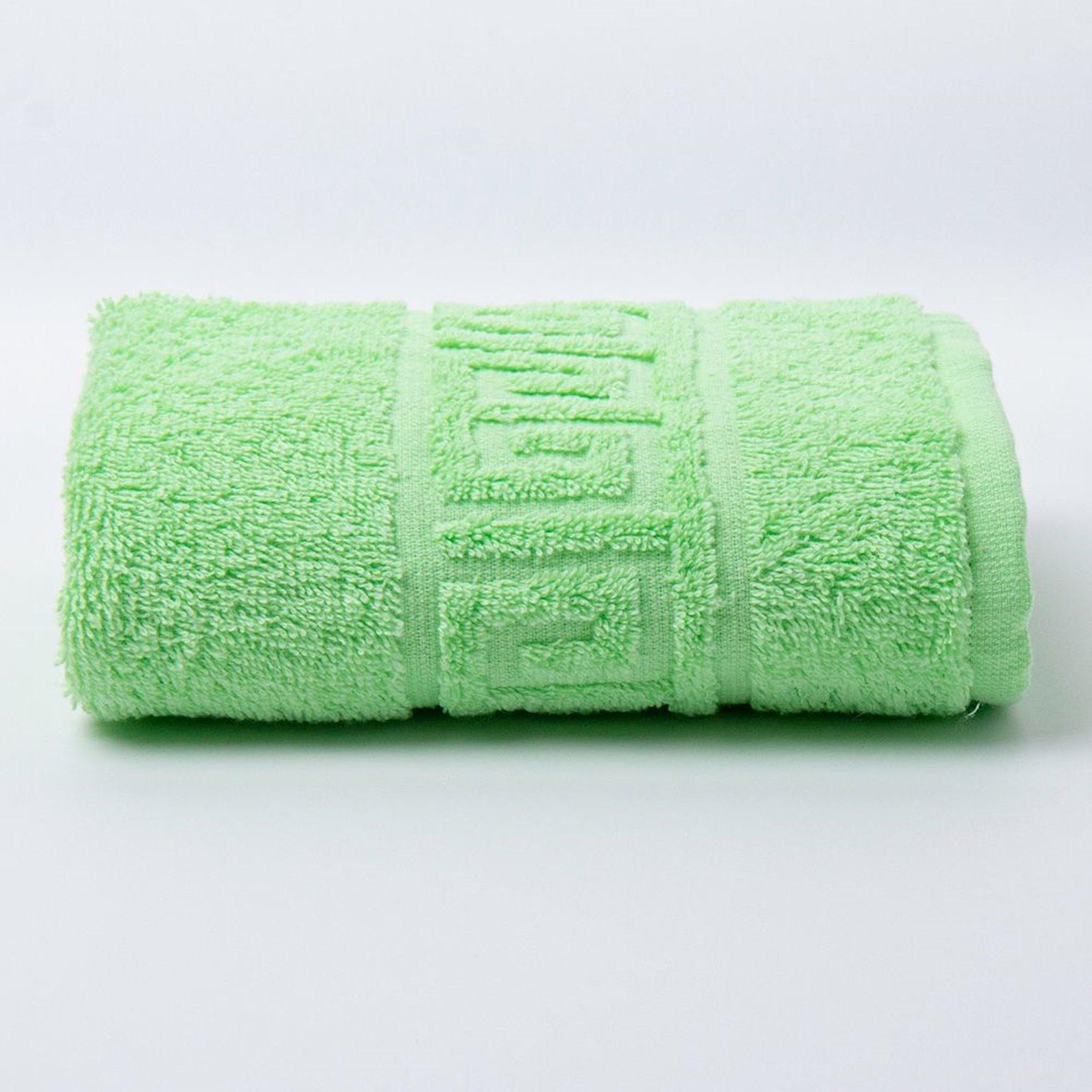 Dəsmal ADT Pistachio green 40x70, sıxlıq 430 qr/m²