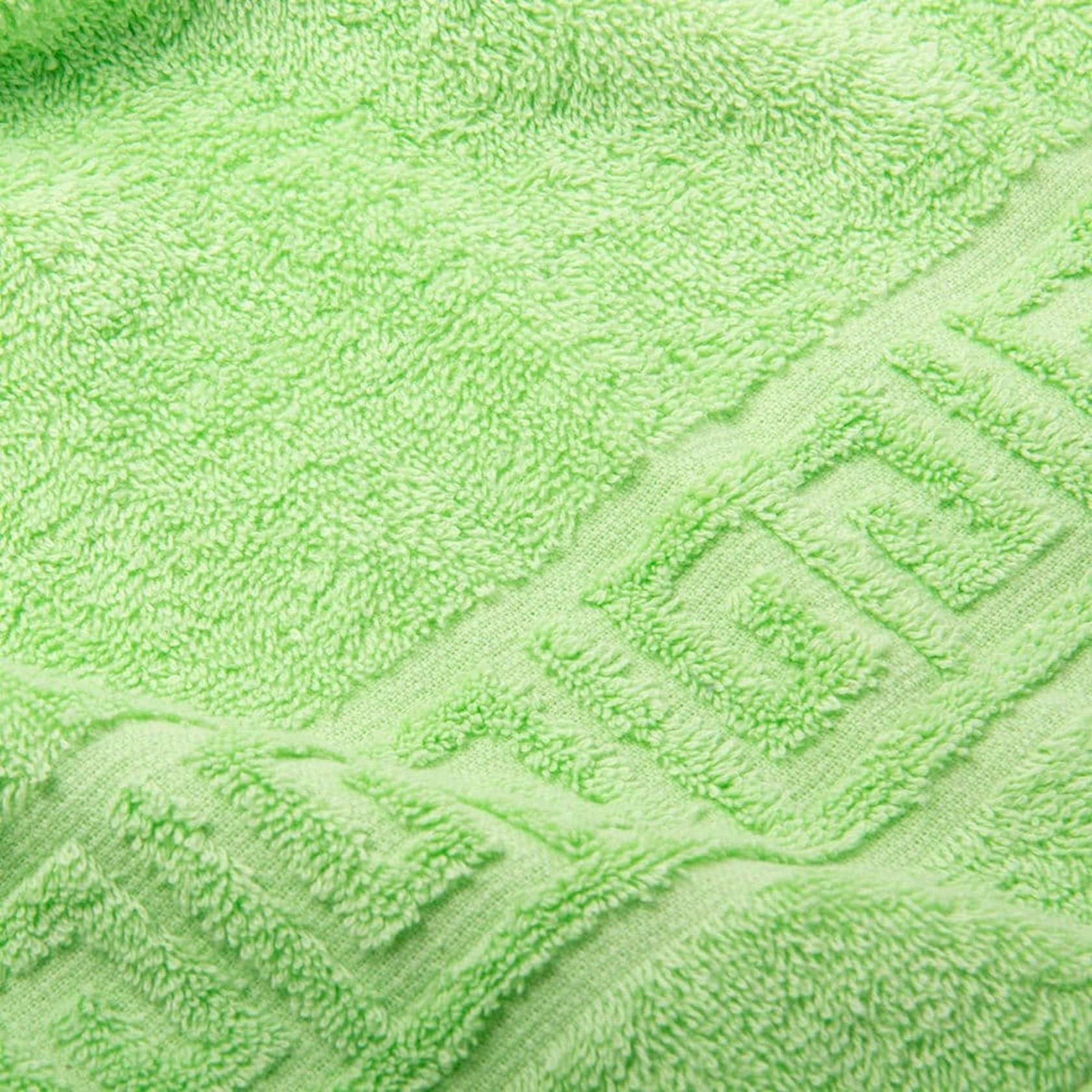 Dəsmal ADT Pistachio green 50x90, sıxlıq 430 qr/m²