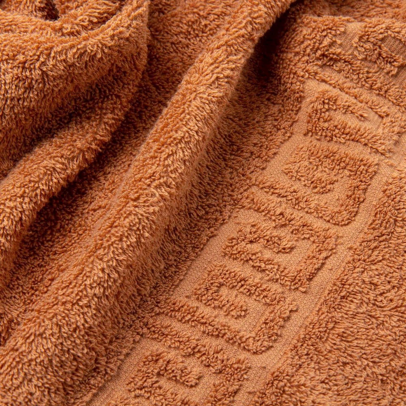 Hamam dəsmalı ADT Camel 70x140, sıxlıq 430 qr/m²