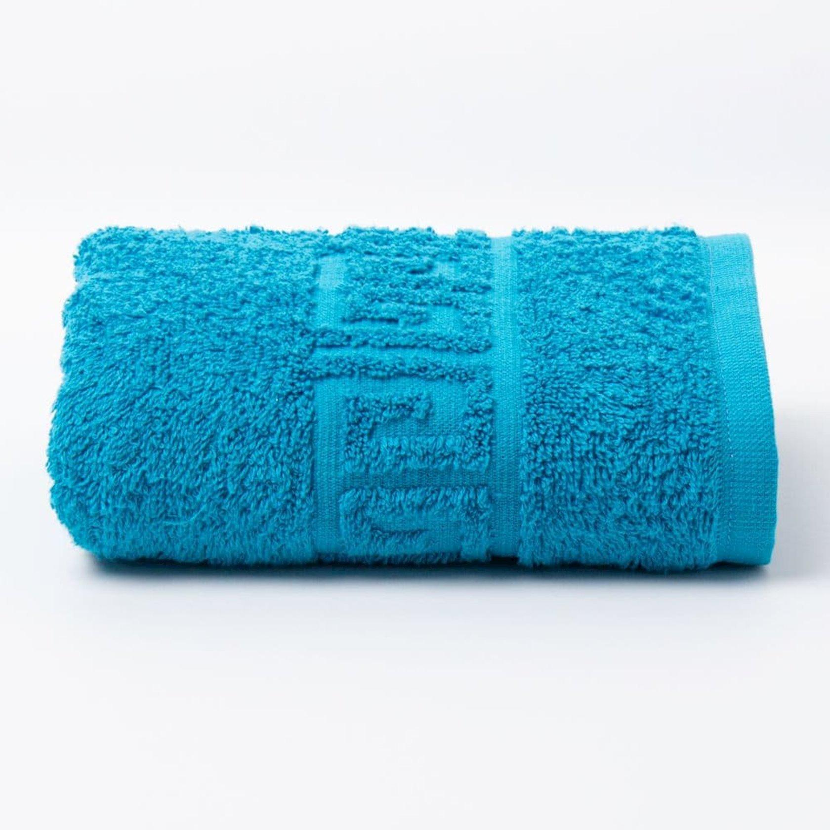 Hamam dəsmalı ADT Algiers blue 70x140, sıxlıq 430 qr/m²