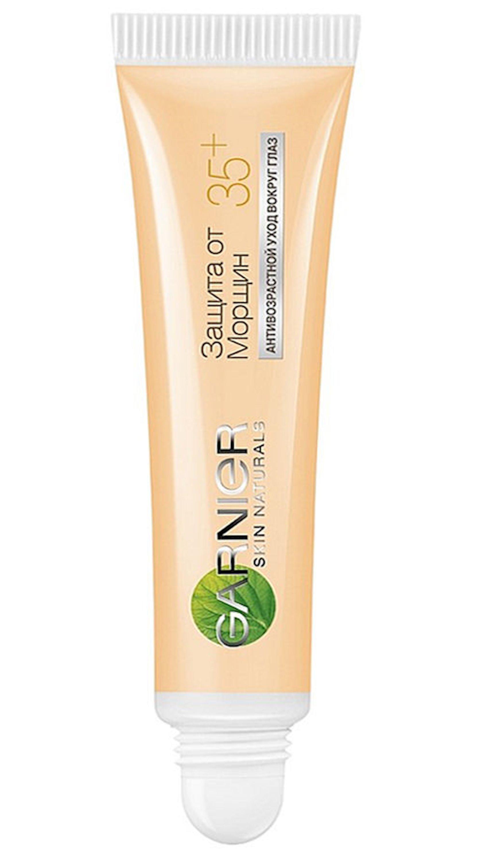 Göz ətrafı dəri kremi Garnier Skin Naturals Qırışlardan müdafiə 35+ 15 ml
