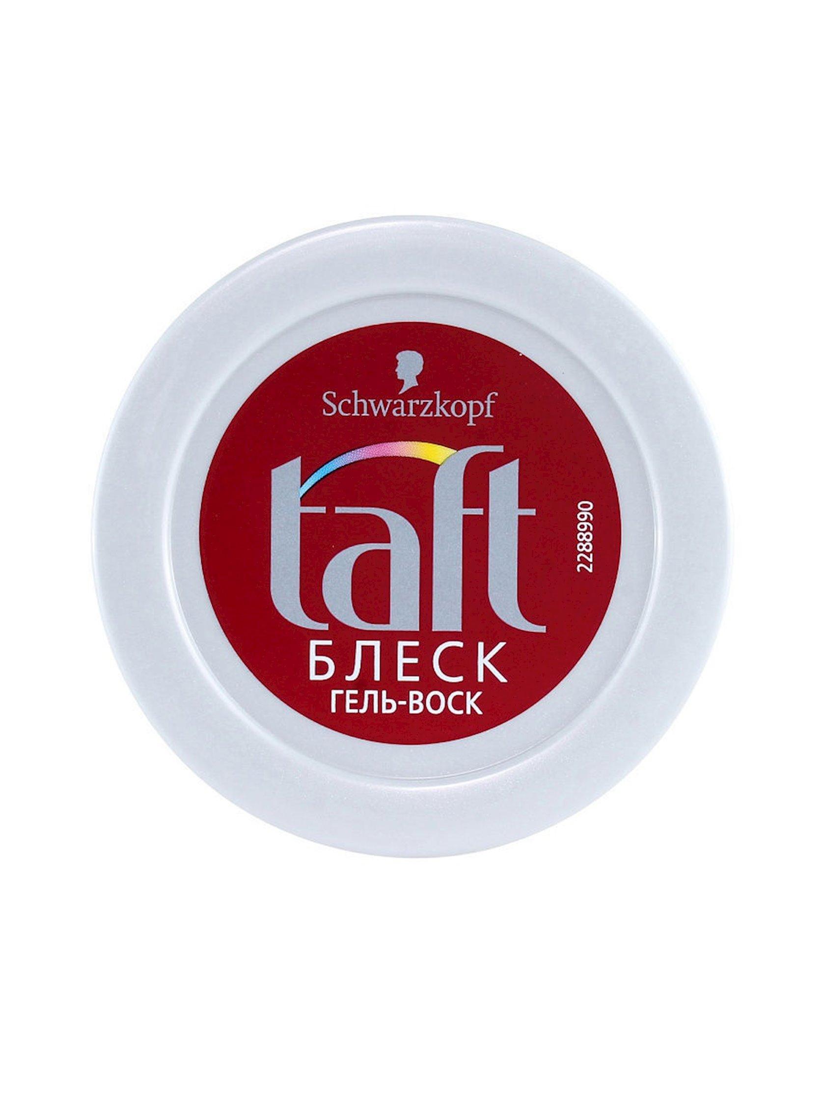 Gel-mum saç üçün Taft Parlaqlıq 75 ml