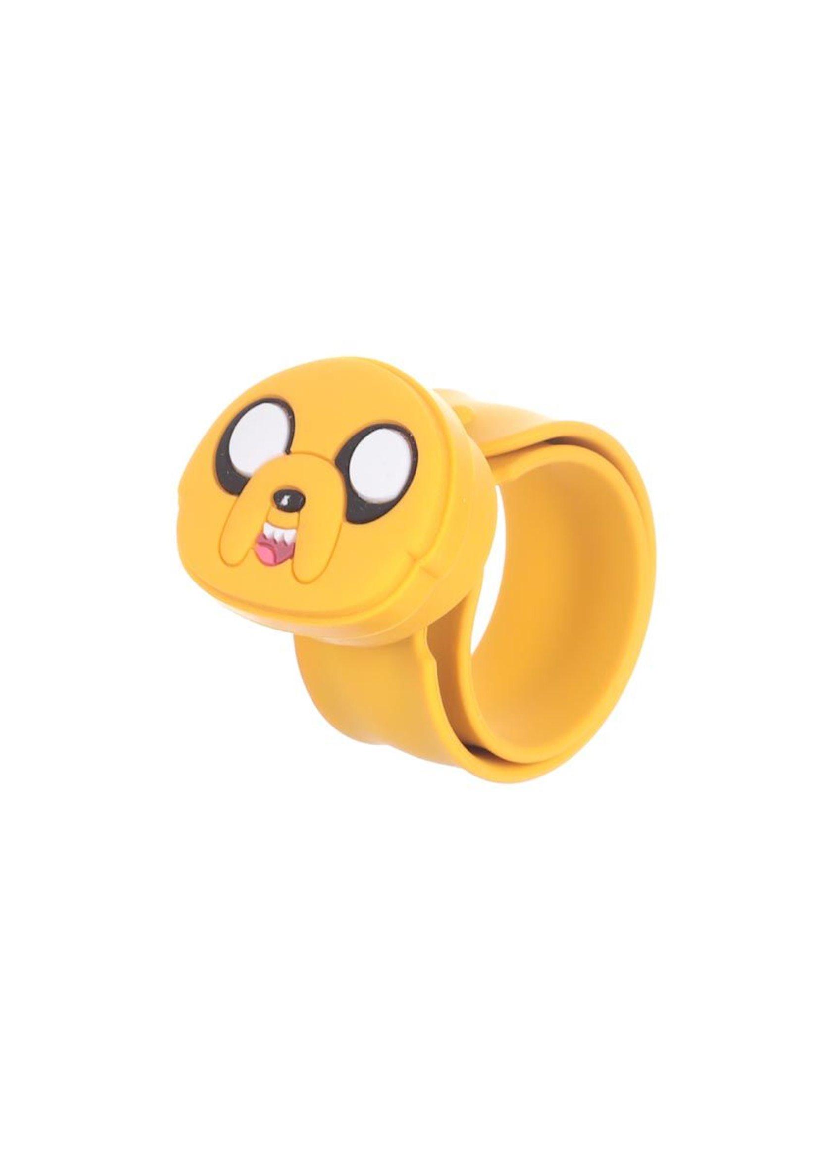 Uşaq üçün qol saatı Miniso Adventure Time, Yellow, sarı