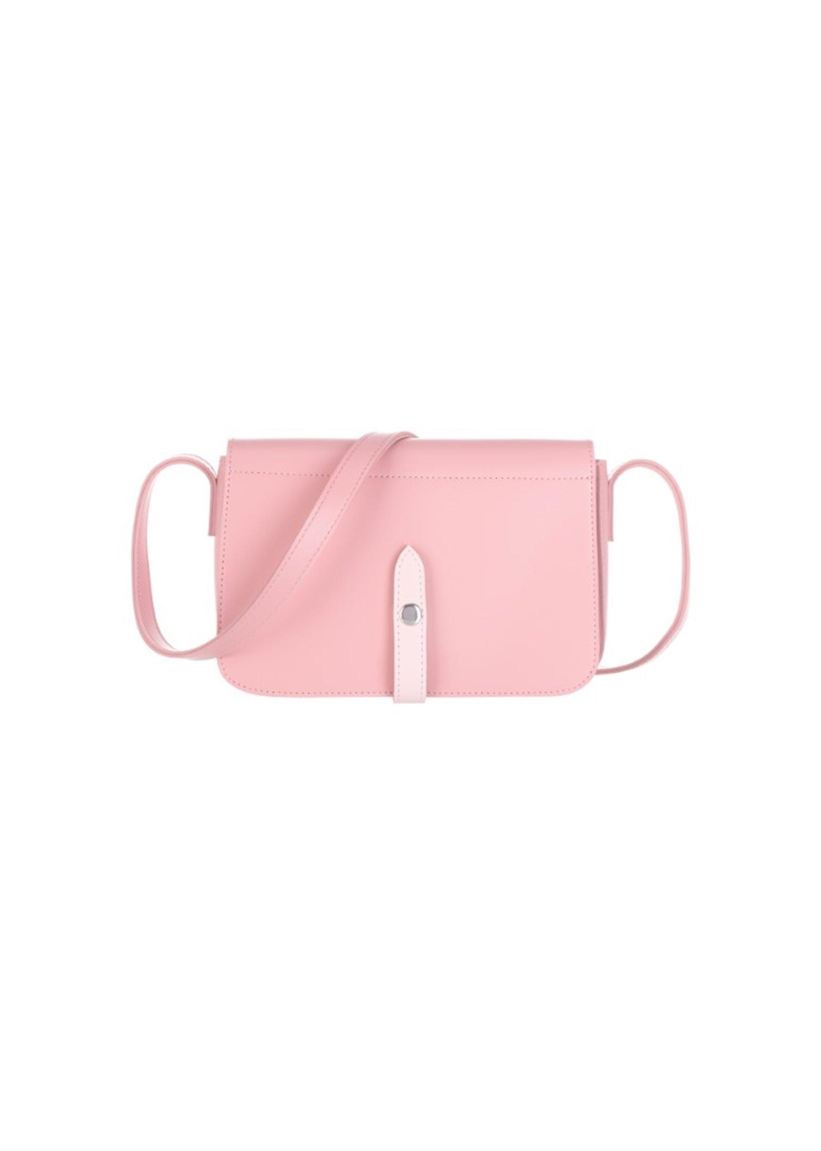 Qadınlar üçün çanta Miniso Simple Crossbody Bag, Pink, çəhrayı