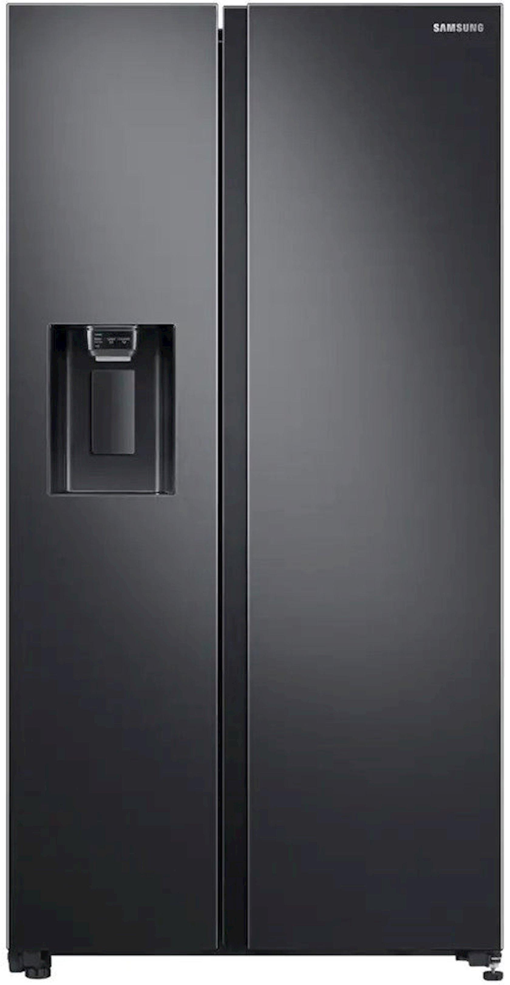 Soyuducu Samsung RS64R5331B4/WT Black