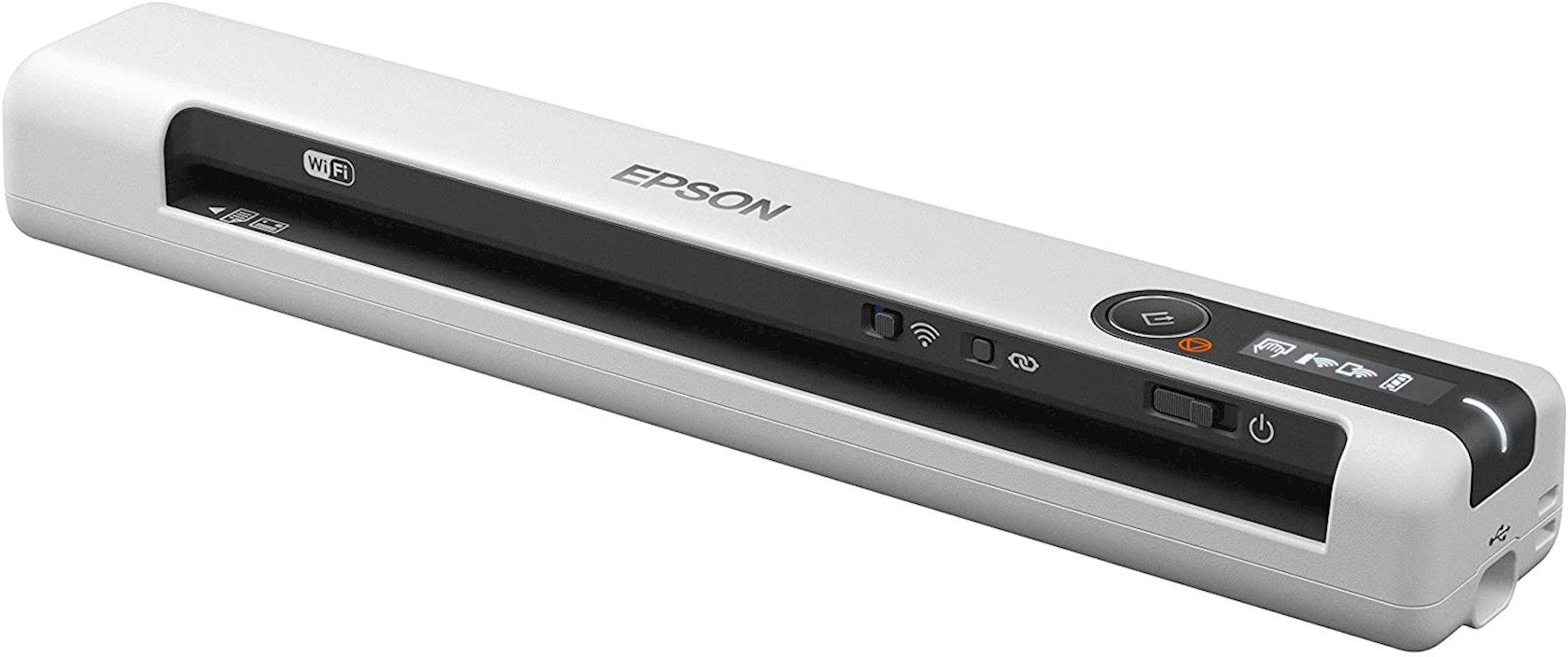 Skaner Epson WorkForce DS-80W