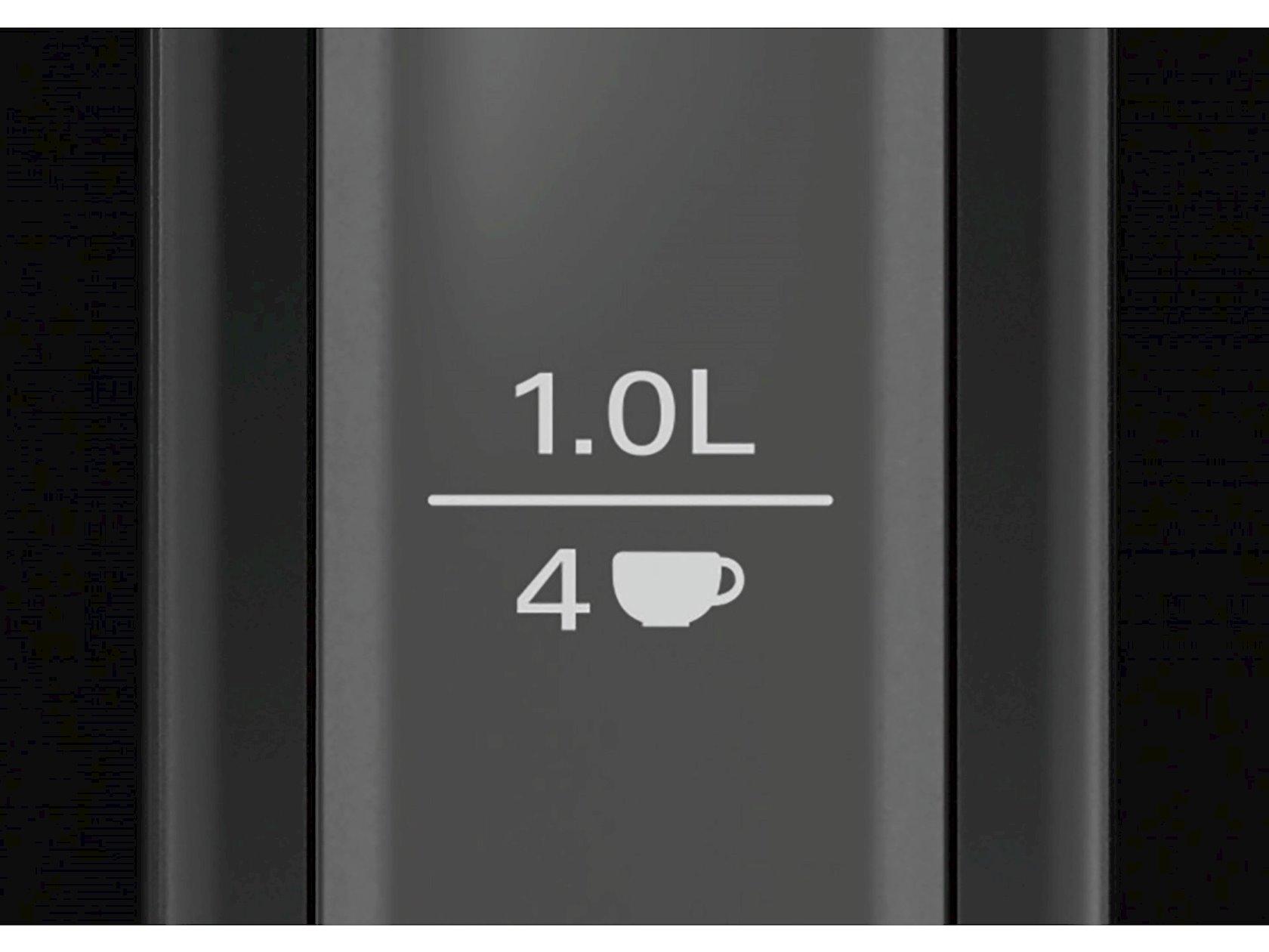 Elektrik çaydan Bosch TWK3P423 Black