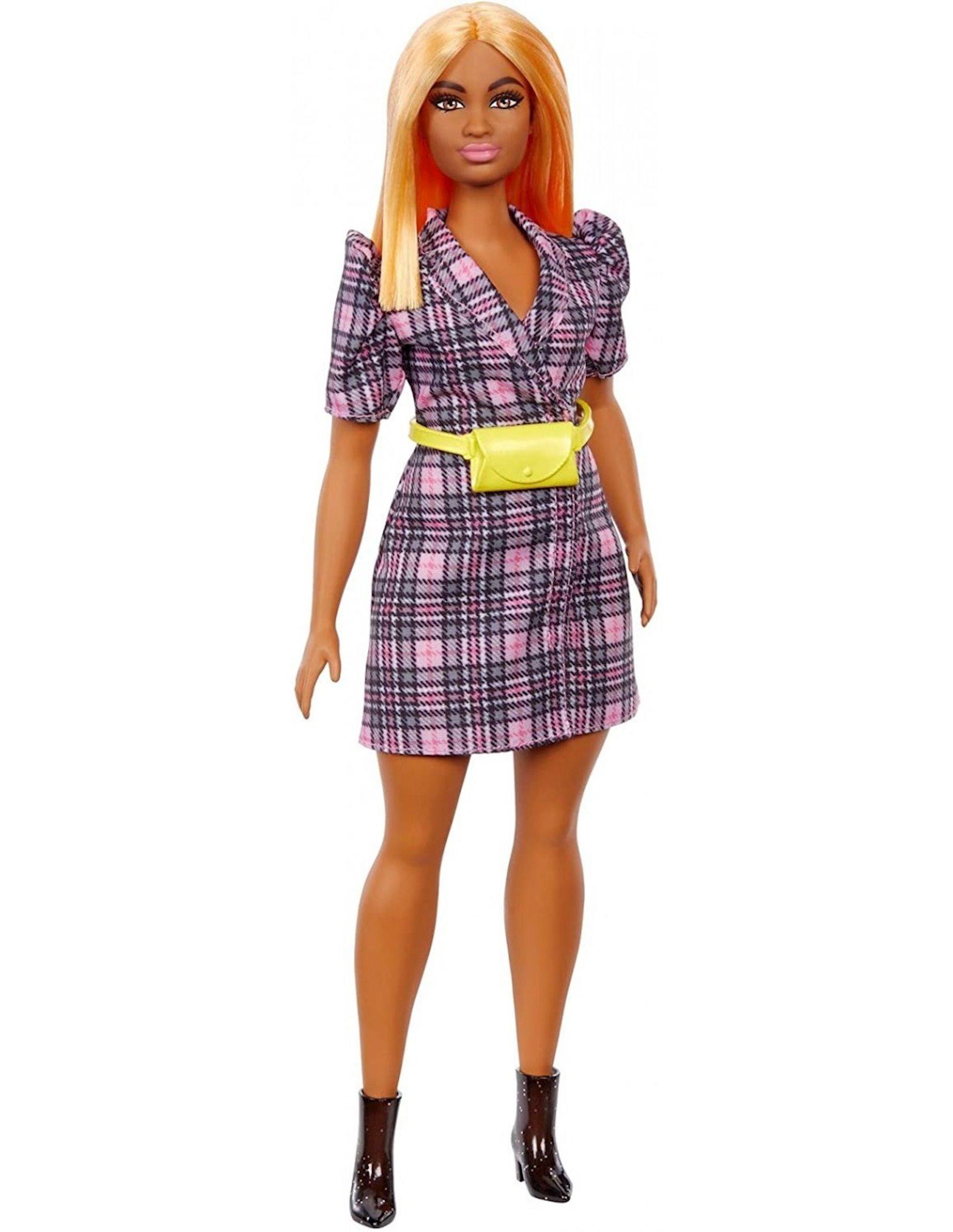 Kukla Barbie Mattel Fashionistas dama-dama pencək