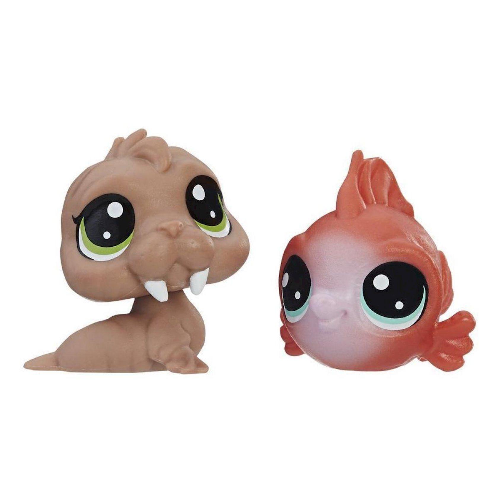 Oyuncaq dəsti Hasbro Littlest Pet Shop Aquatic