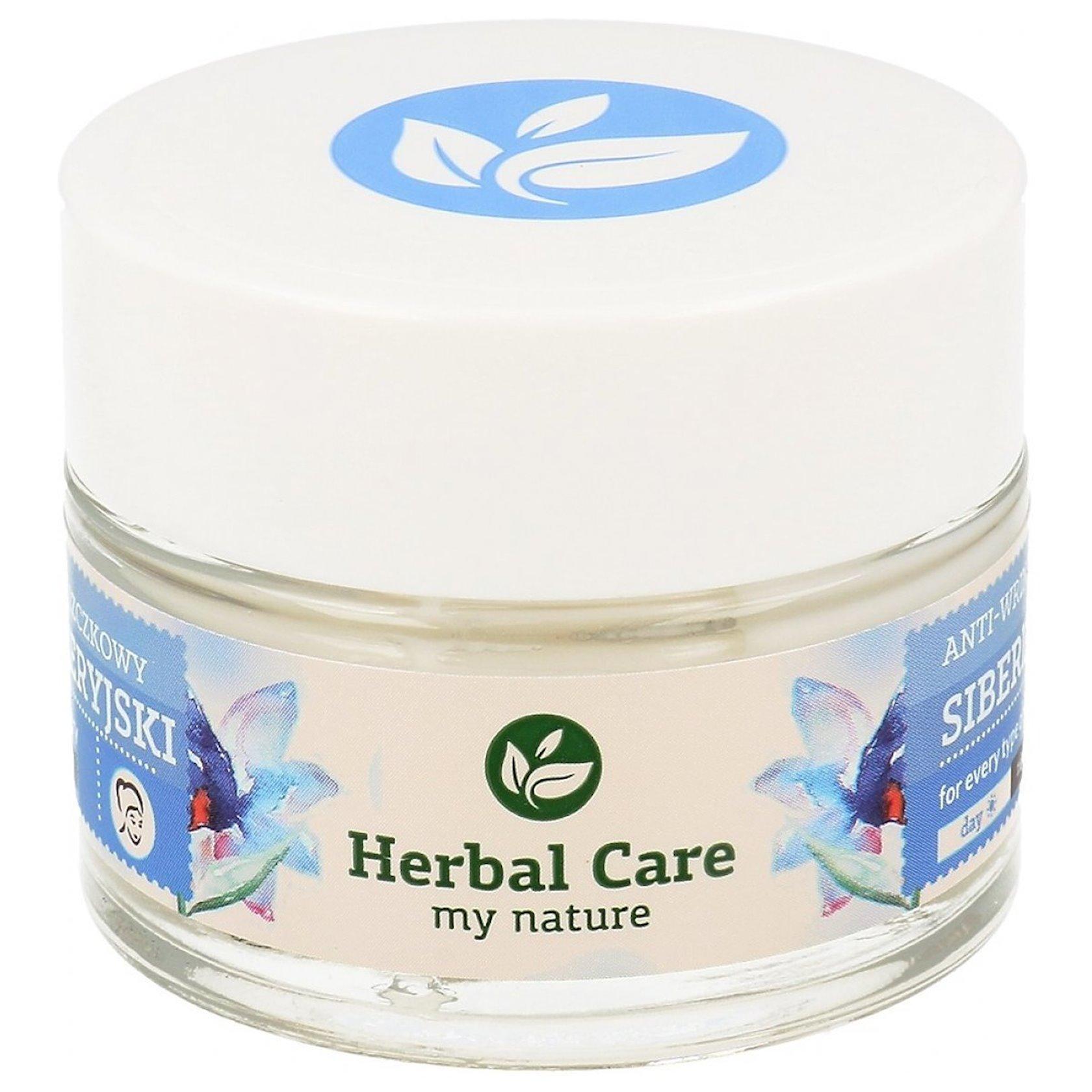Qırışlara qarşı krem Farmona Herbal Care Siberian Iris Cream